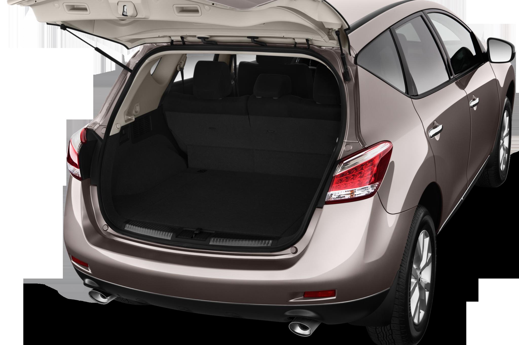 Drop-Top Crossover: Two-Door Nissan Murano Convertible Due ...