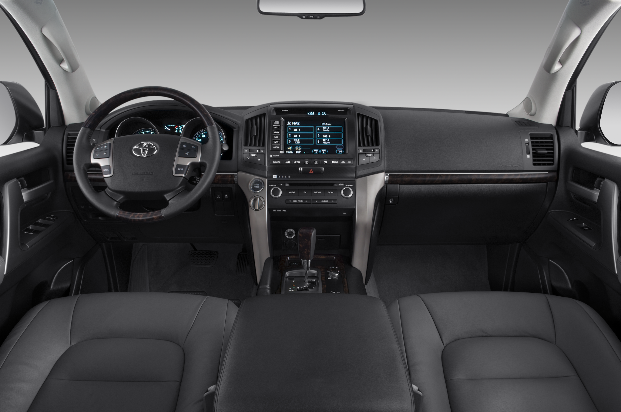 Beige Interior Banished from Toyota Land Cruiser in Latest ...