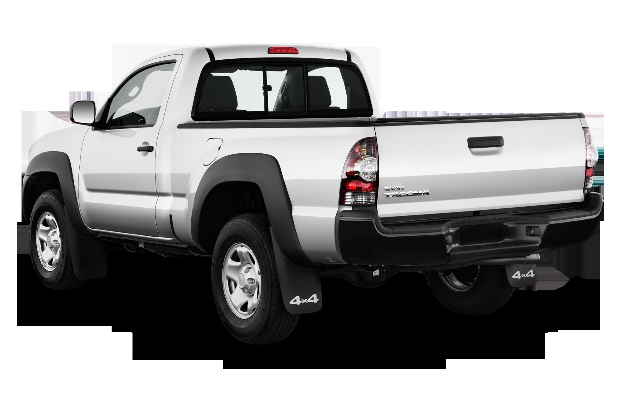 2011 Toyota Tacoma Double Cab Editors Notebook Automobile Magazine