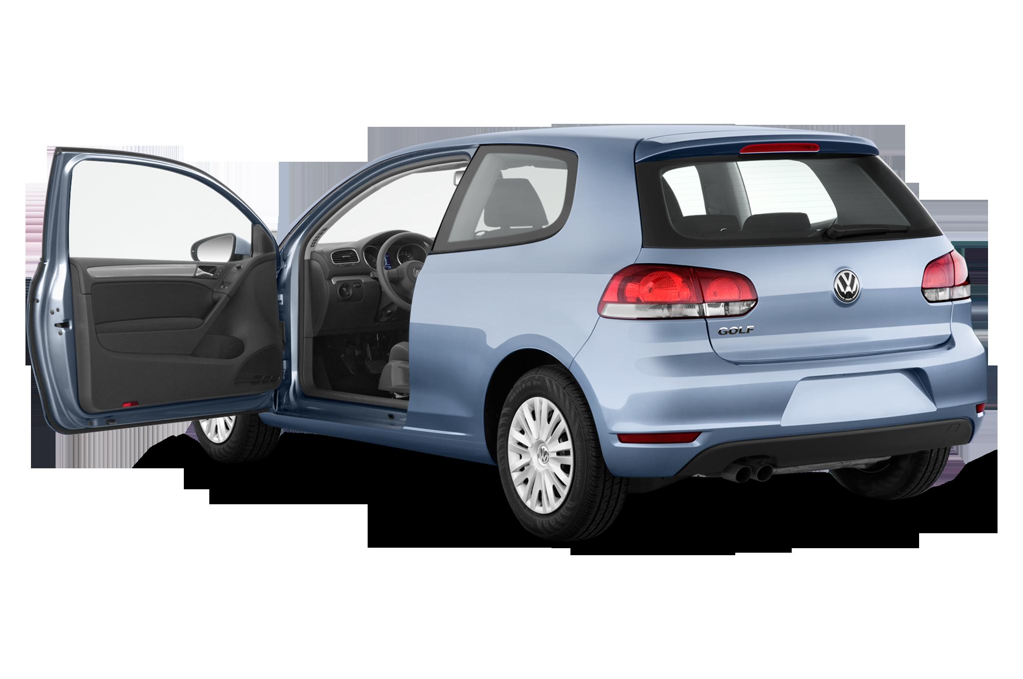 2011 Volkswagen Golf Tdi 2 Door Editors Notebook Automobile