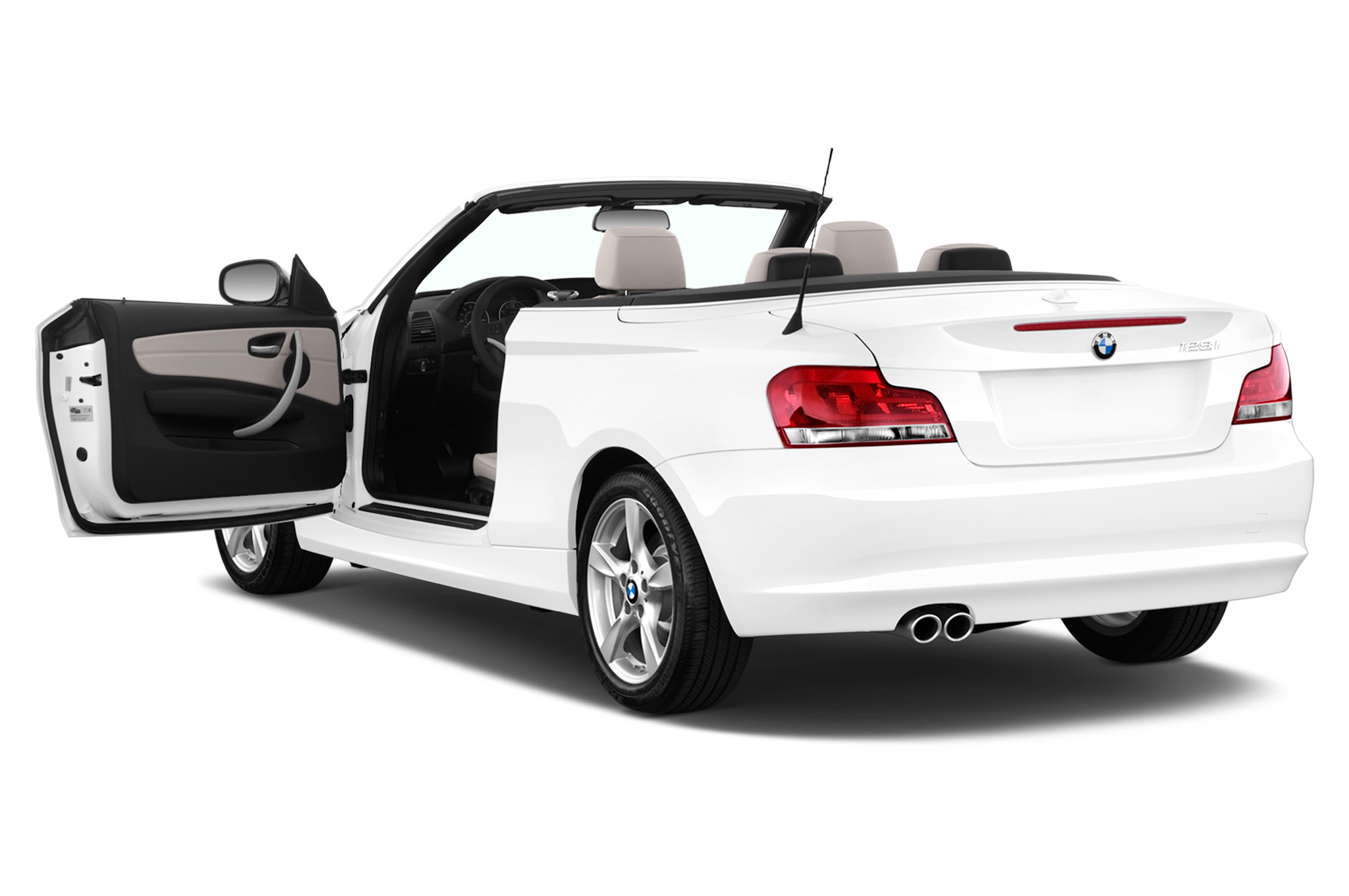 2012 BMW 1 Series Coupe Convertible Gain Light Changes