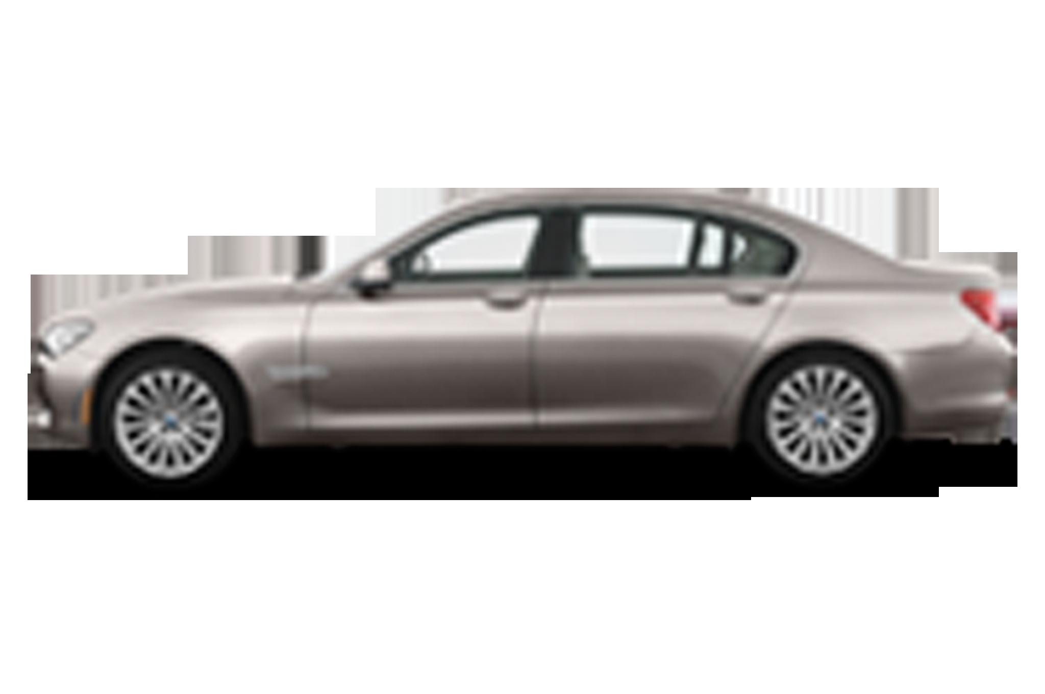 2012 BMW 740i Sedan
