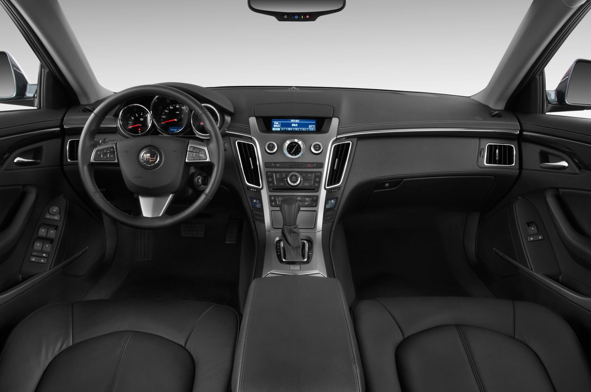 2012 cadillac cts gains touring package for non-v models