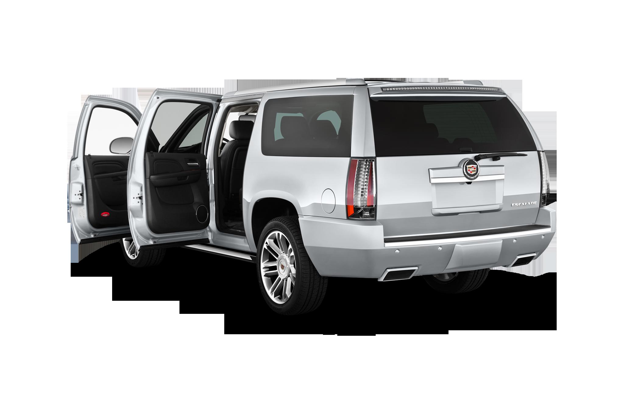 2012 Cadillac Escalade Esv Platinum Editors Notebook