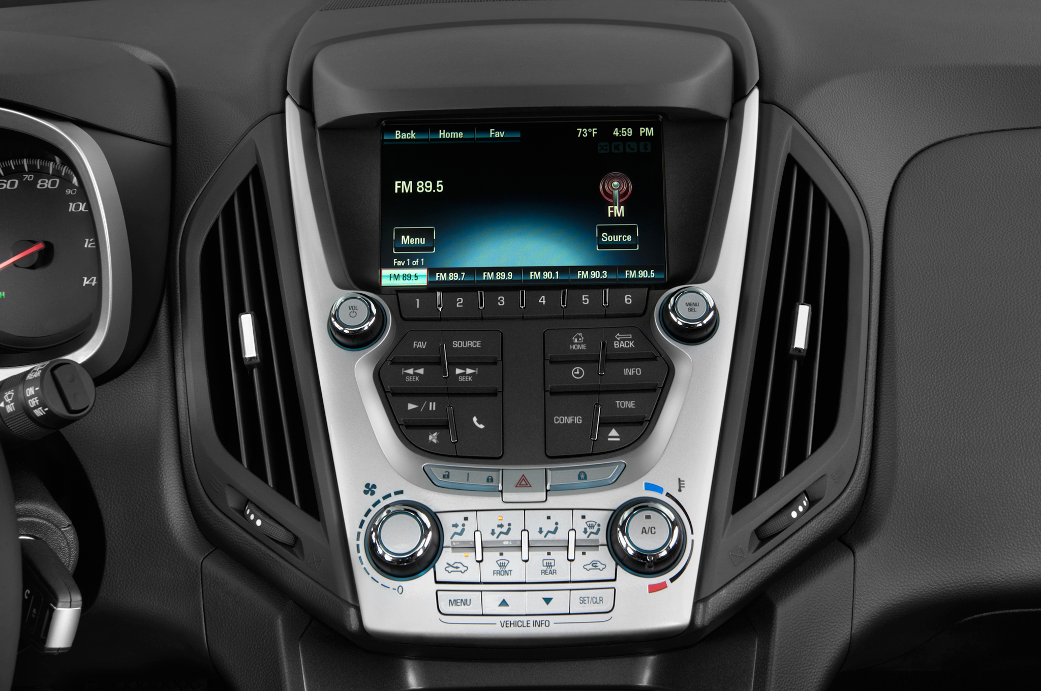 2012 Chevrolet Equinox Gains Mylink Crash Avoidance System 2015 Cruze Stereo Wire Diagram 27 32