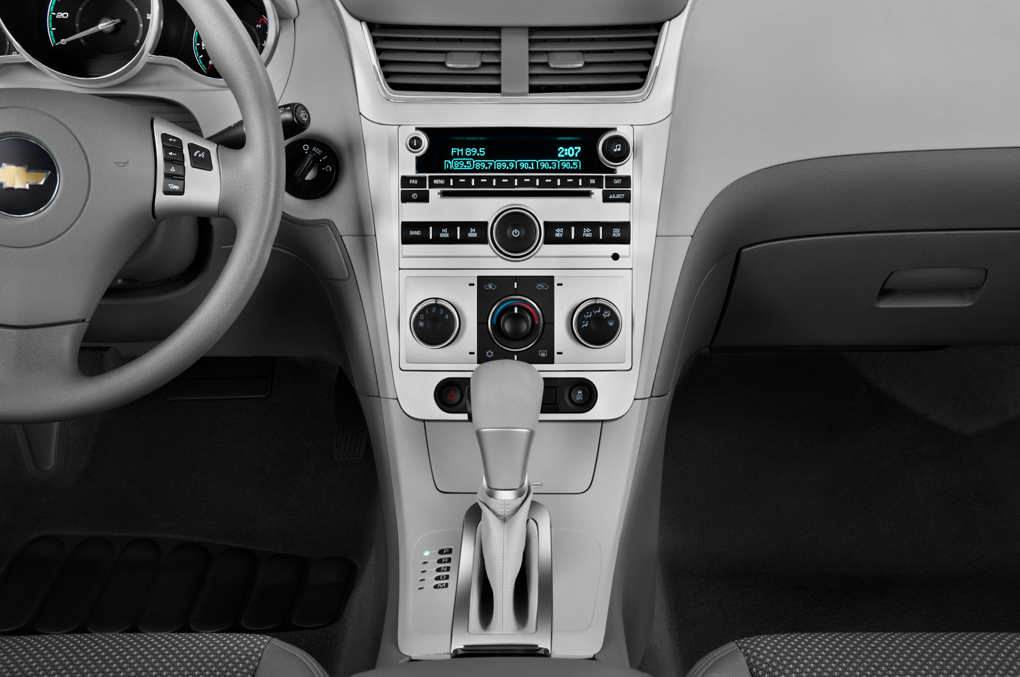 Quick Look: The 2013 Chevrolet Malibu's Interior, MyLink