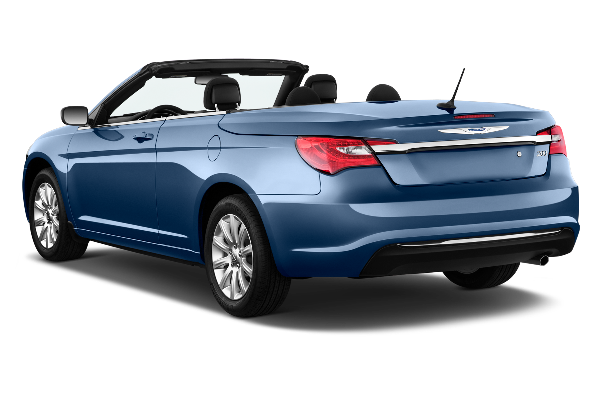 2012 Chrysler 200 Limited Convertible - Editors' Notebook
