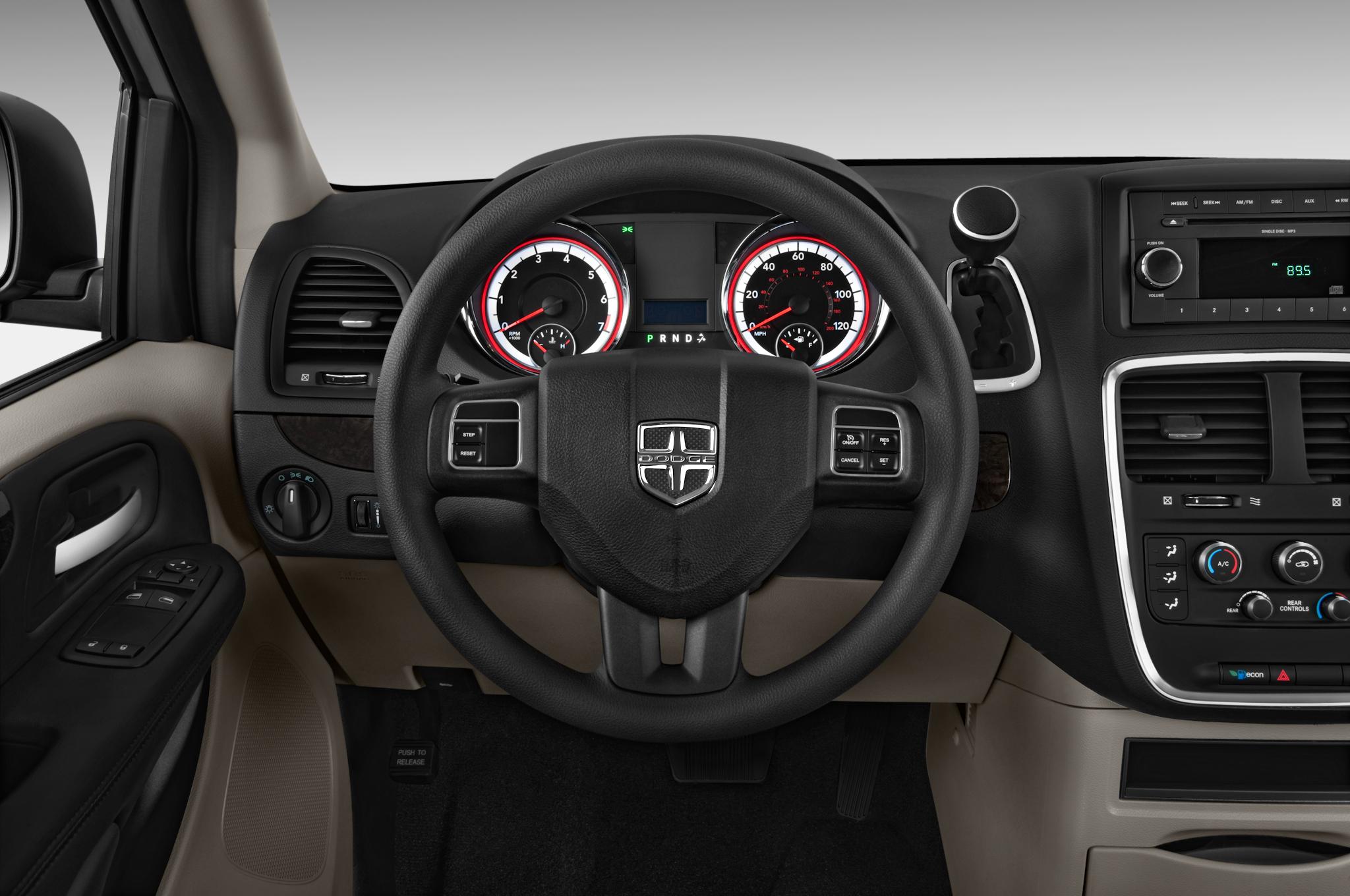 Driven 2012 Dodge Grand Caravan R T Automobile Magazine