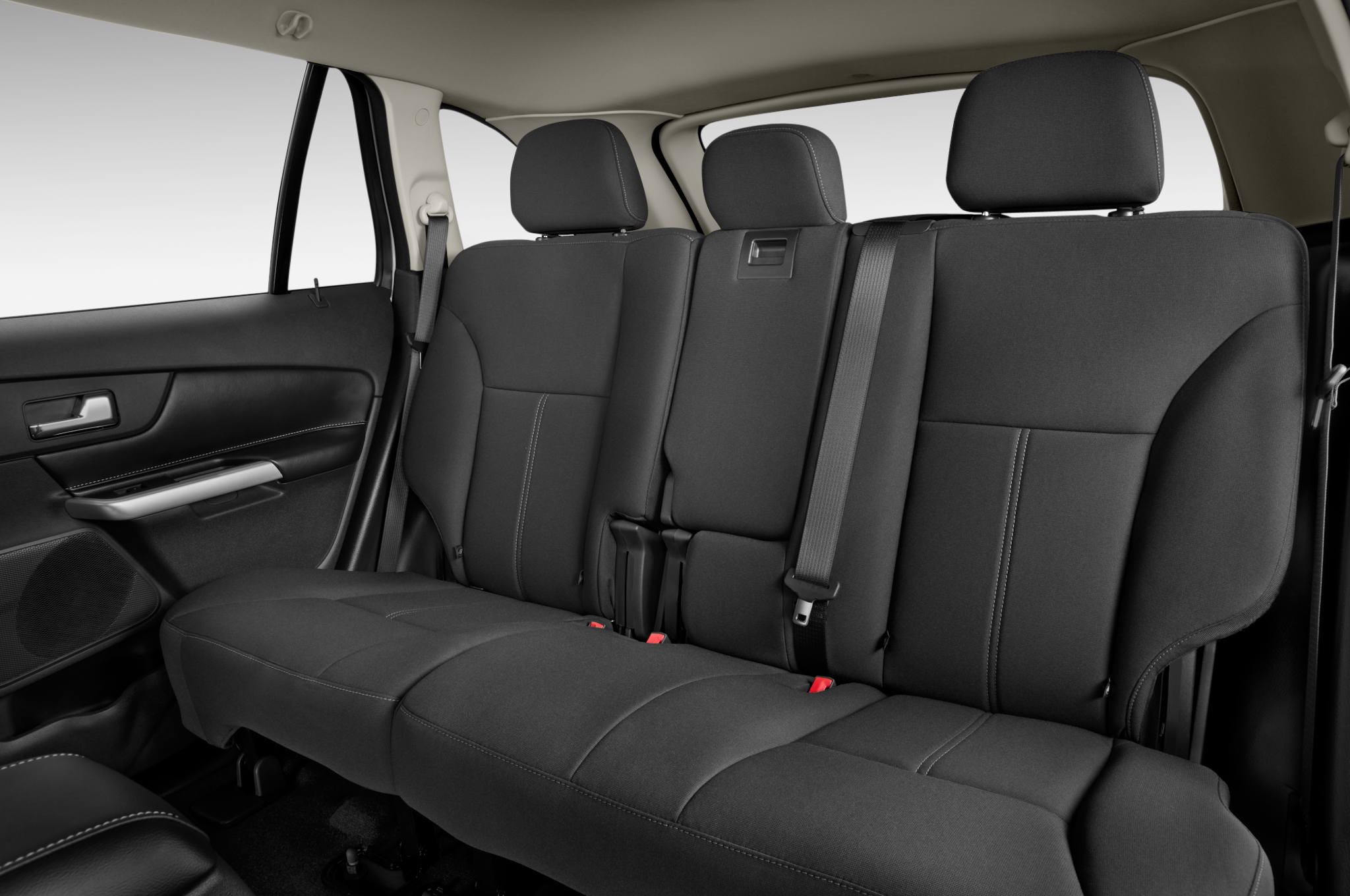 does the 2010 ford edge have 3rd row seating. Black Bedroom Furniture Sets. Home Design Ideas
