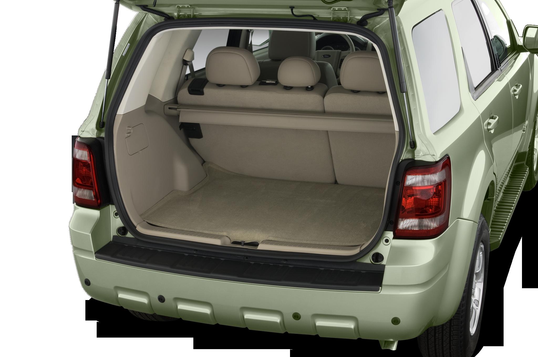 2012 ford escape interior dimensions