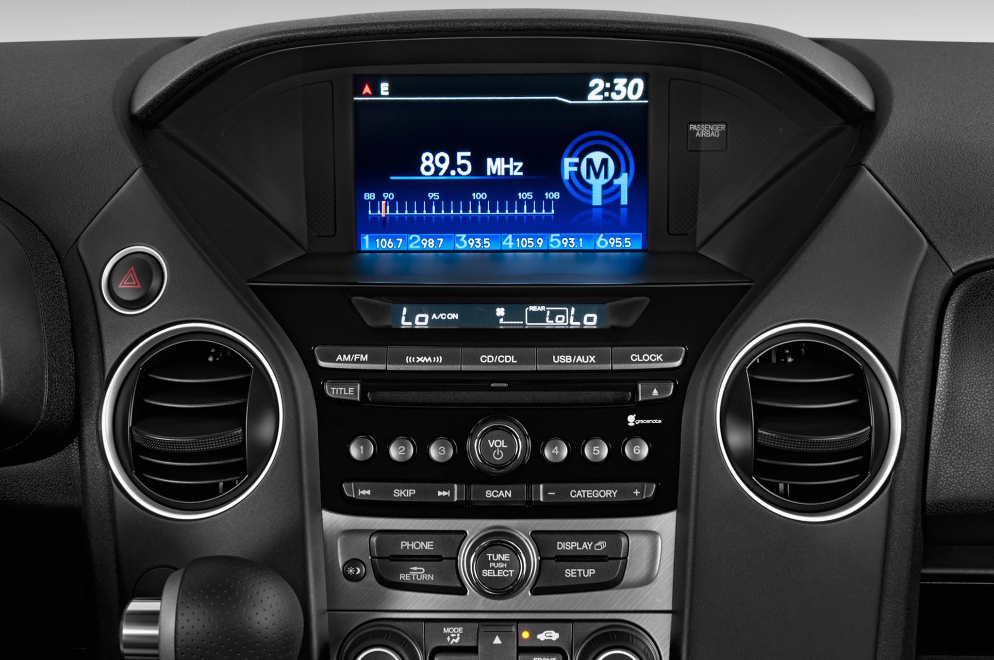 2016 Honda Pilot Touring Editors Note Automobile