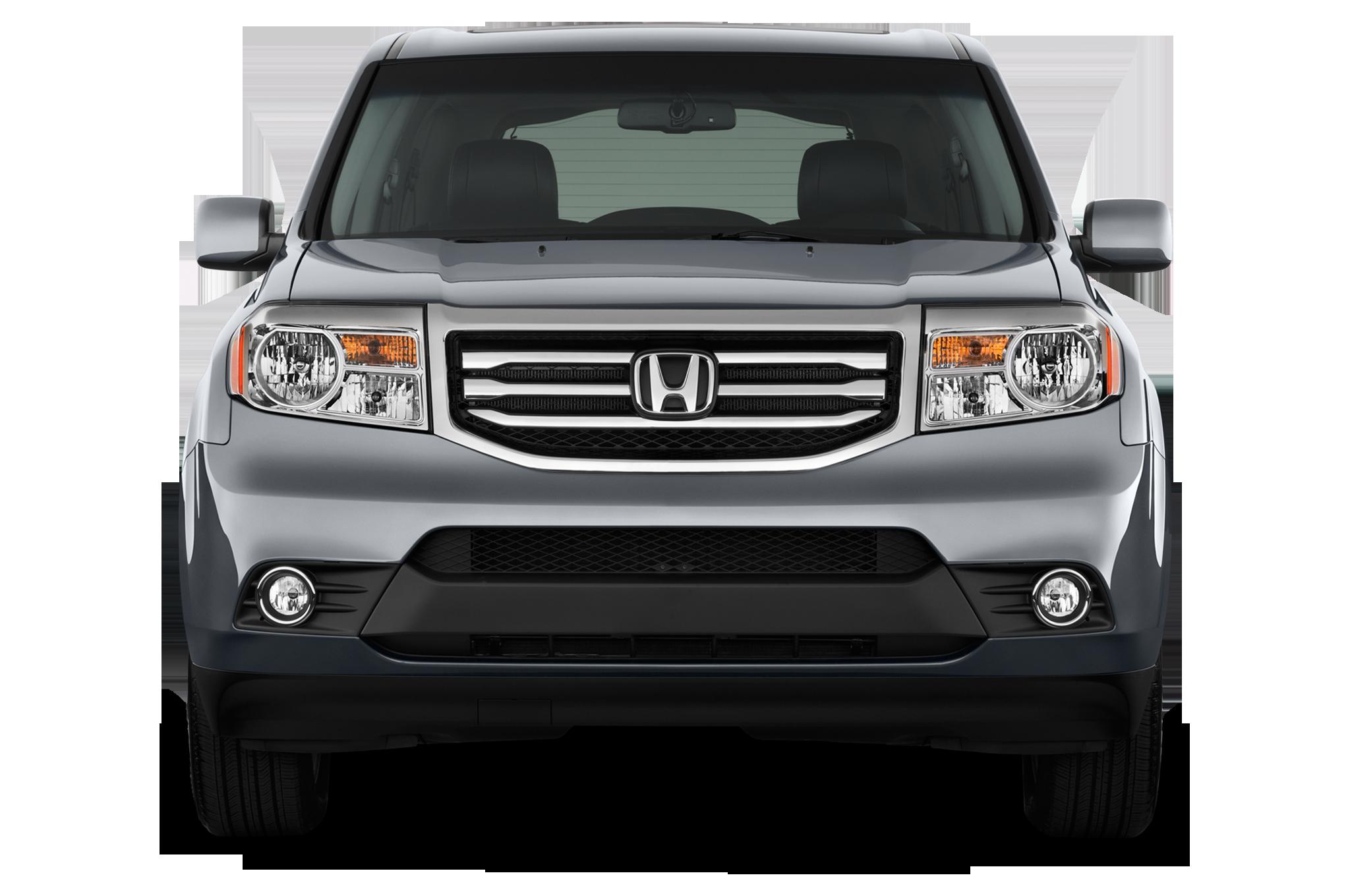 2012 Honda Pilot 4WD Touring - Editors' Notebook ...