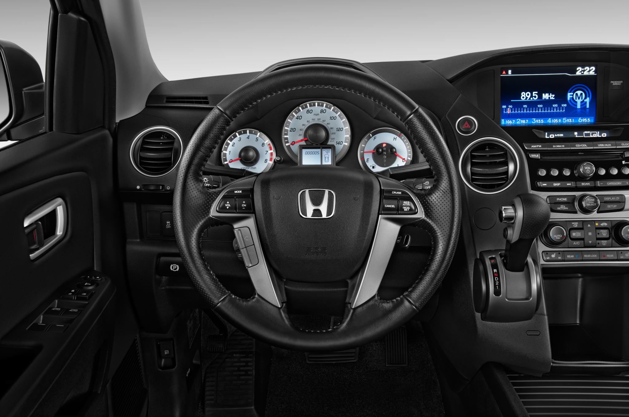 2012 Honda Pilot Touring - Editors' Notebook - Automobile ...