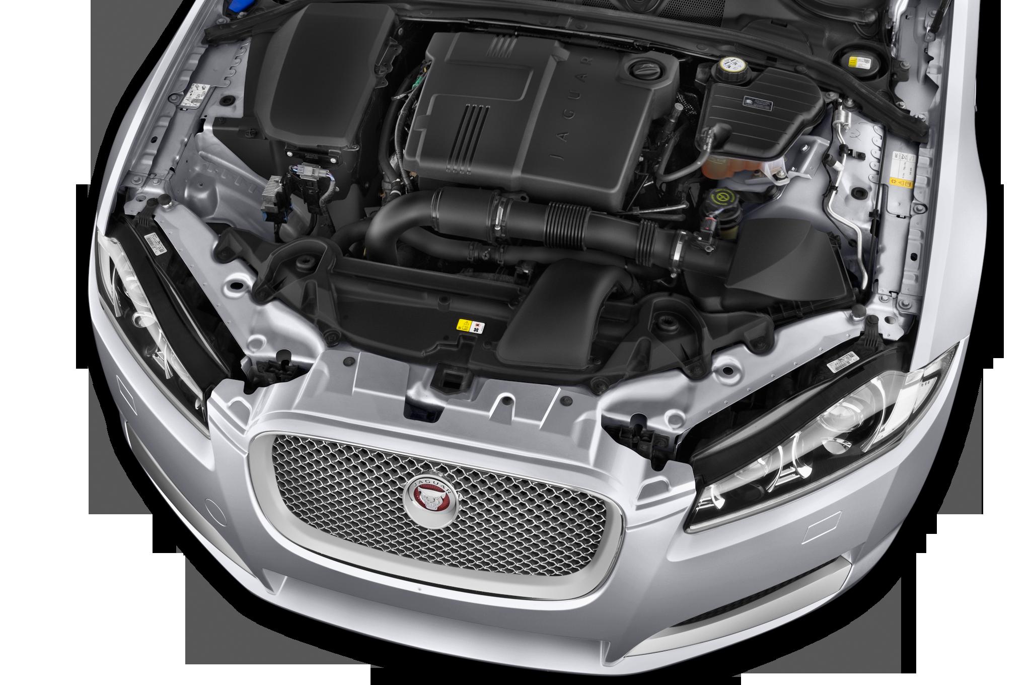 Jaguar Xf I Sedan Engine