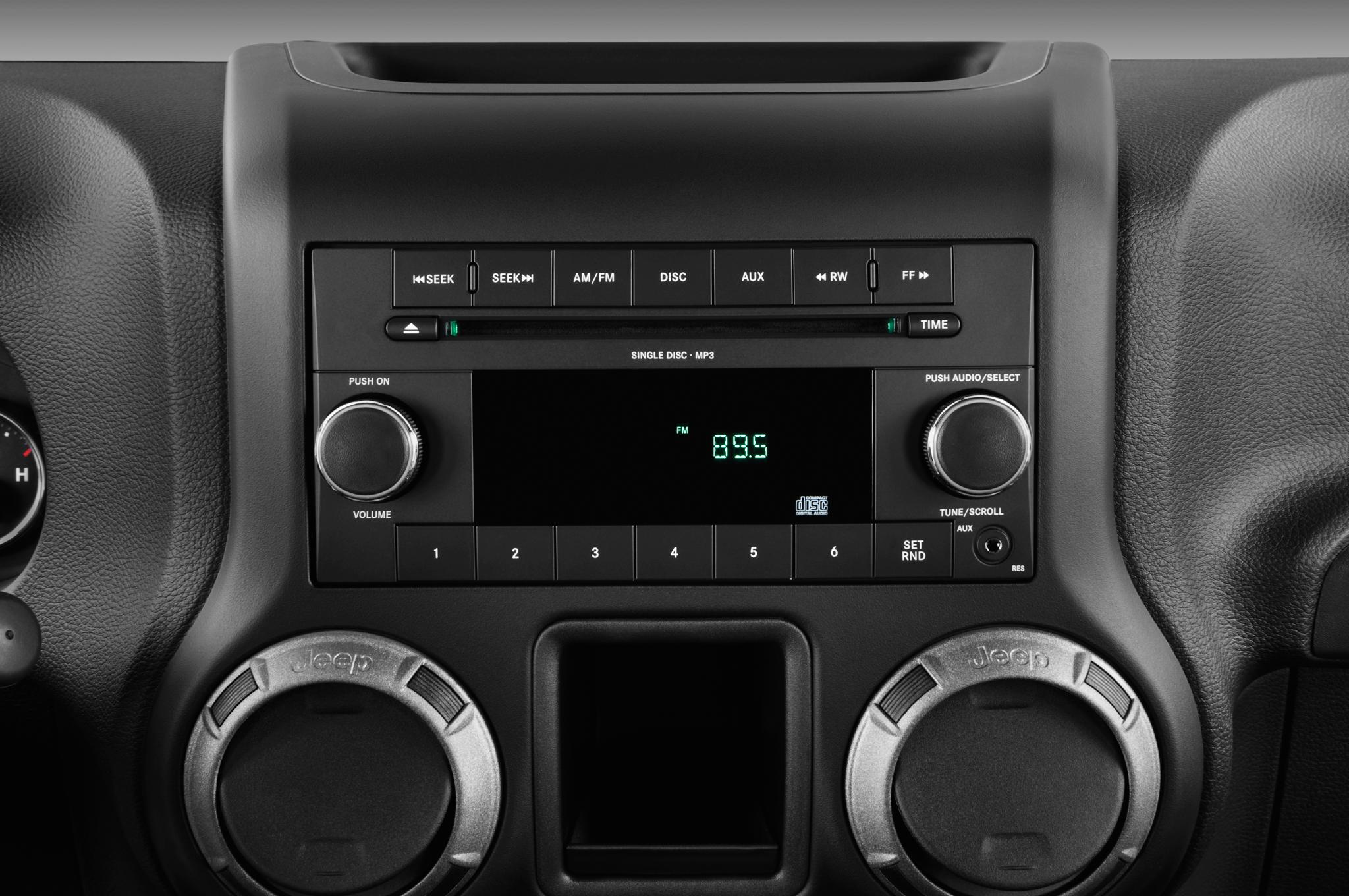 2012 jeep wrangler radio wiring