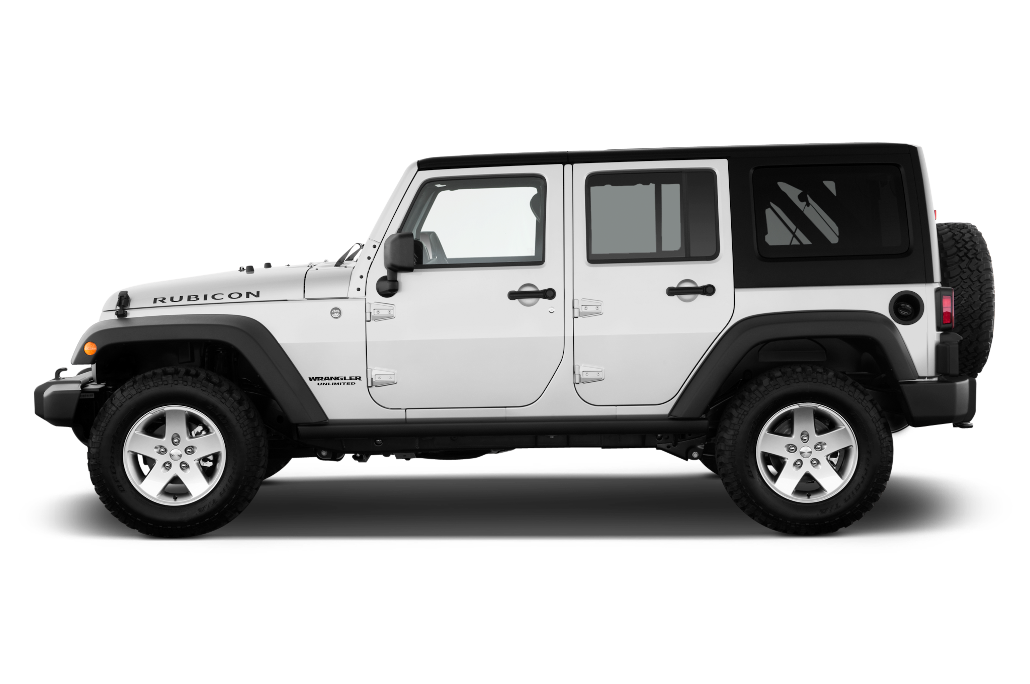 2012 Jeep Wrangler Unlimited Altitude Edition Editors