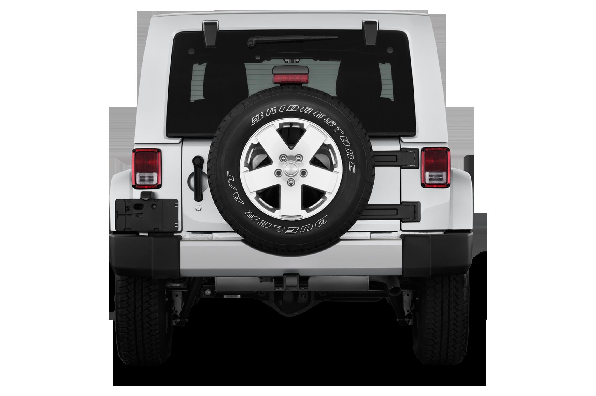 2012 Jeep Wrangler Unlimited Altitude Edition Editors