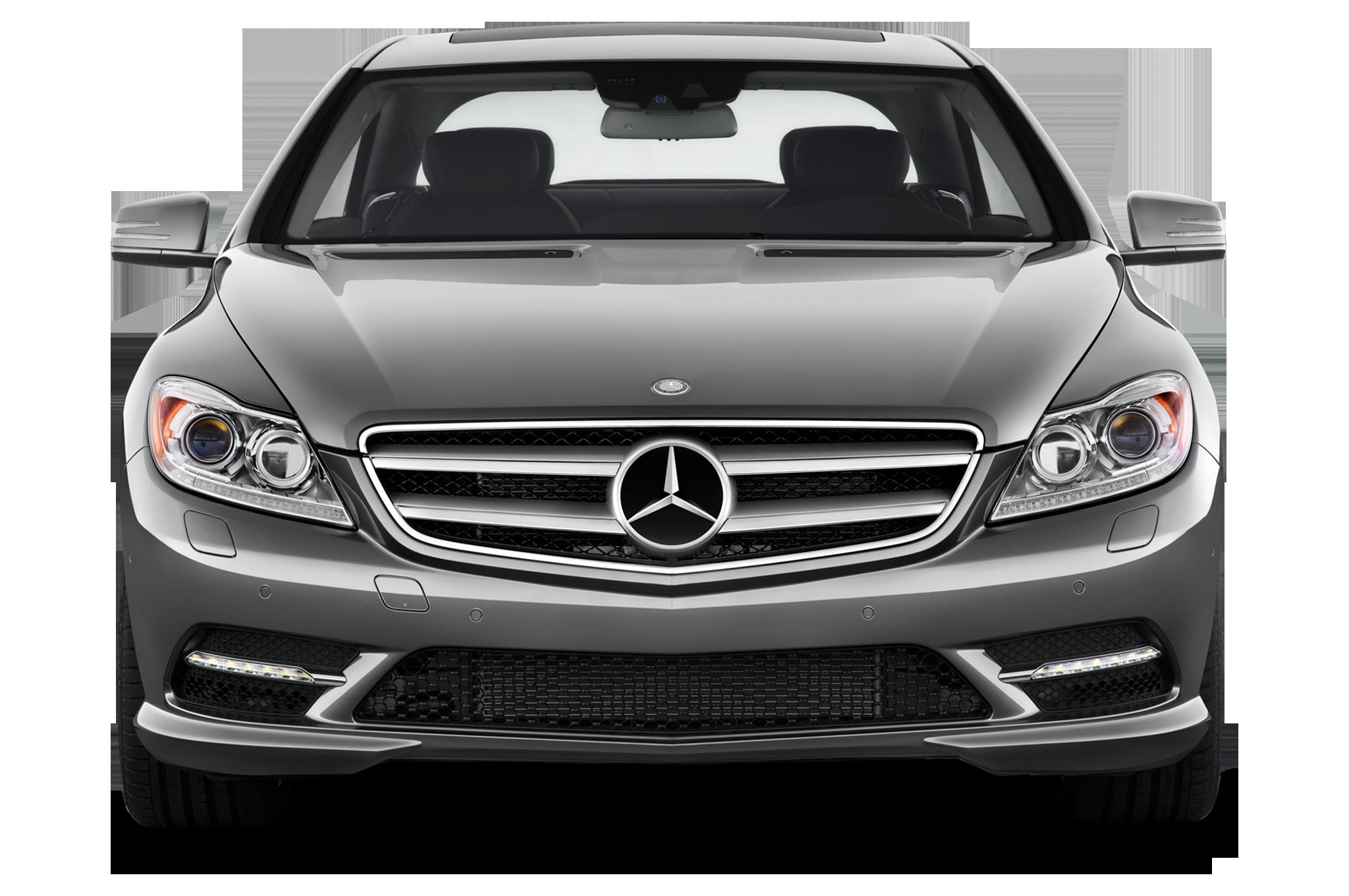 2012 Mercedes Benz Cl550 4matic Editors Notebook