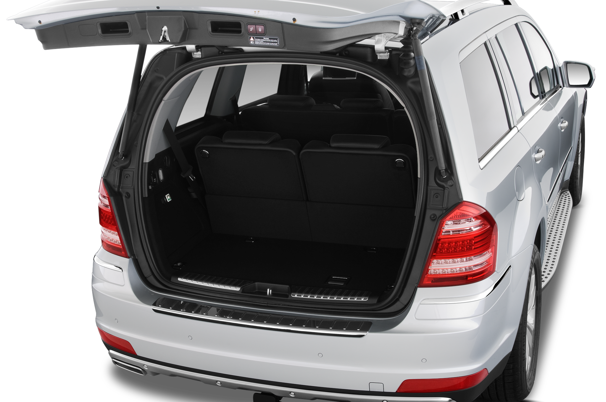2012 Mercedes Benz Gl550 4matic Editors Notebook