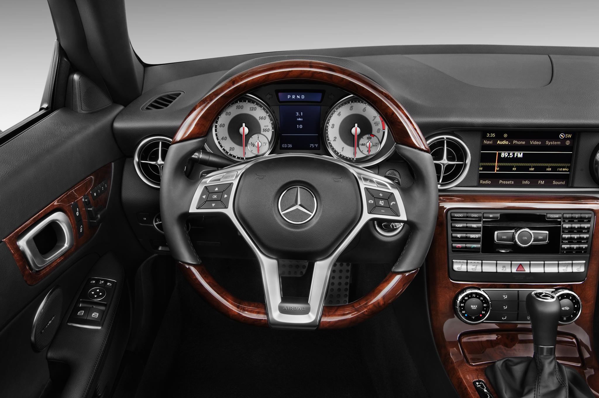 2012 Mercedes Benz Slk350 Editors Notebook Automobile Magazine 2011 Glk 350 Engine Diagrams 17 25