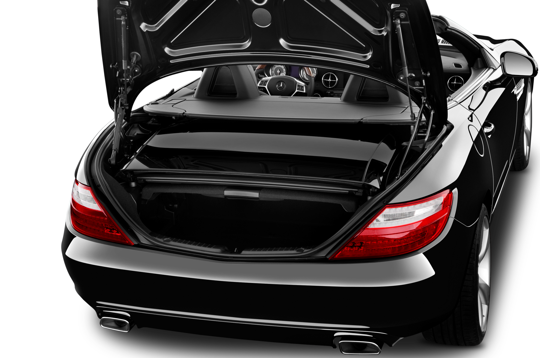 2012 Mercedes-Benz SLK250 - Editors' Notebook - Automobile ...