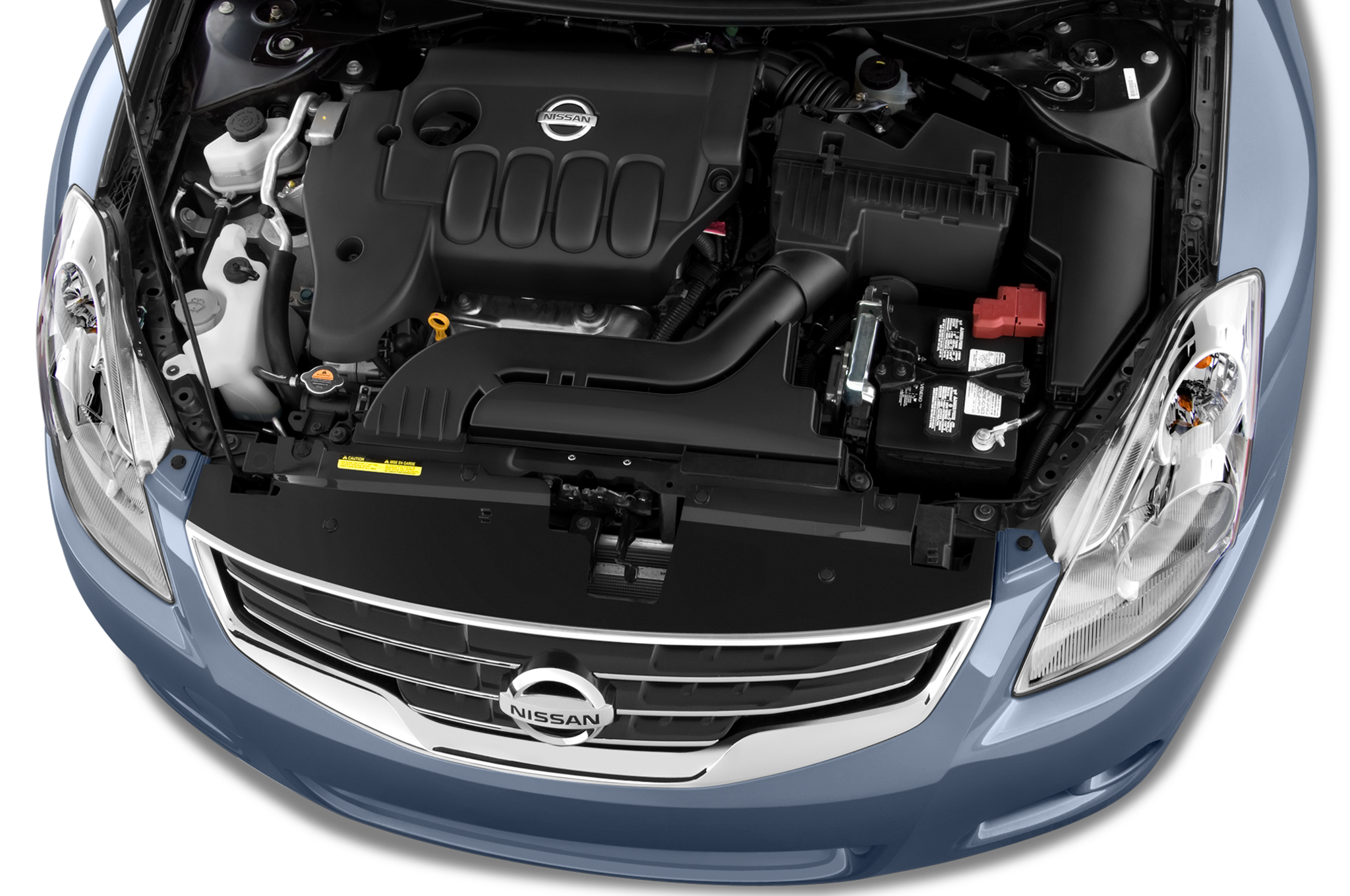 2012 Nissan Altima 25s Editors Notebook Automobile Magazine Engine Diagram 48 87