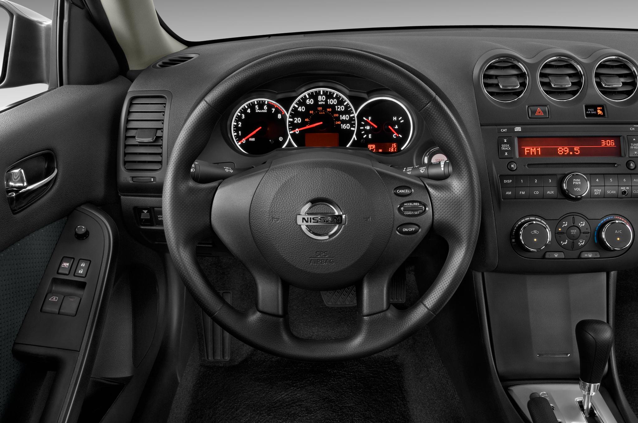 Nissan Altima 2 5s >> 2012 Nissan Altima 2.5S - Editors' Notebook - Automobile ...