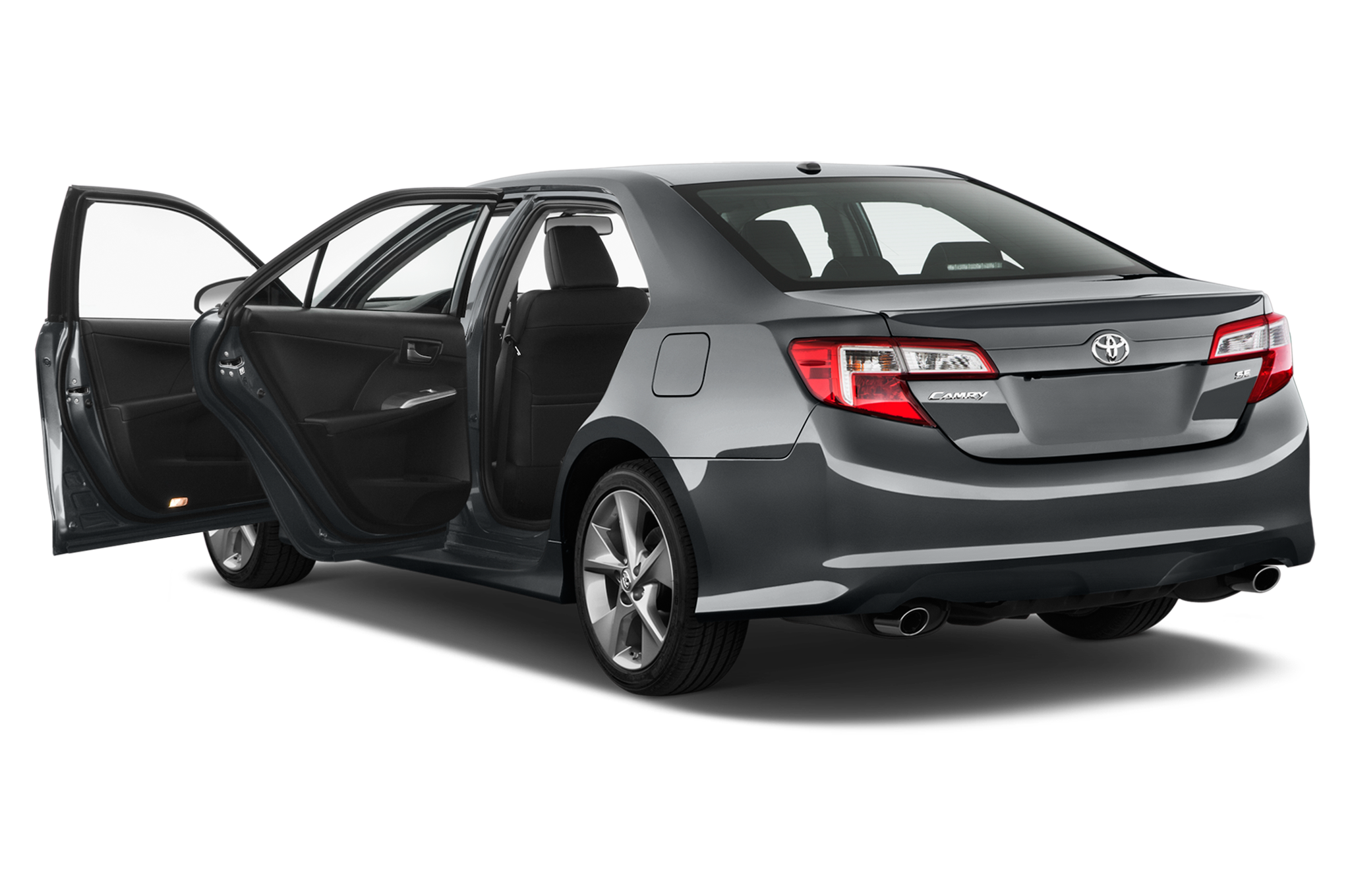 Toyota Camry: Doors