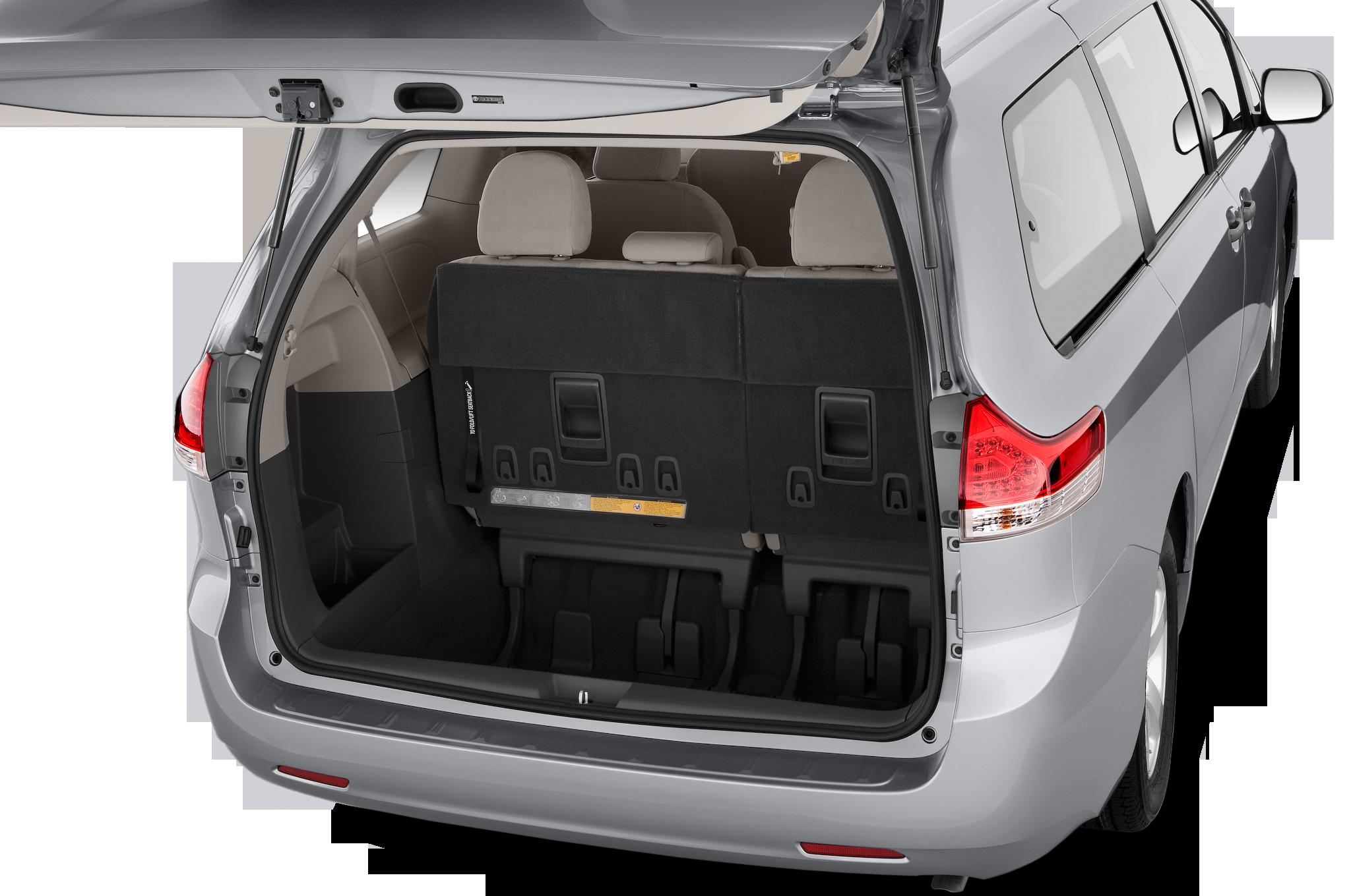 Mazda Cx 5 Cargo >> 2012 Toyota Sienna XLE - Editors' Notebook - Automobile Magazine