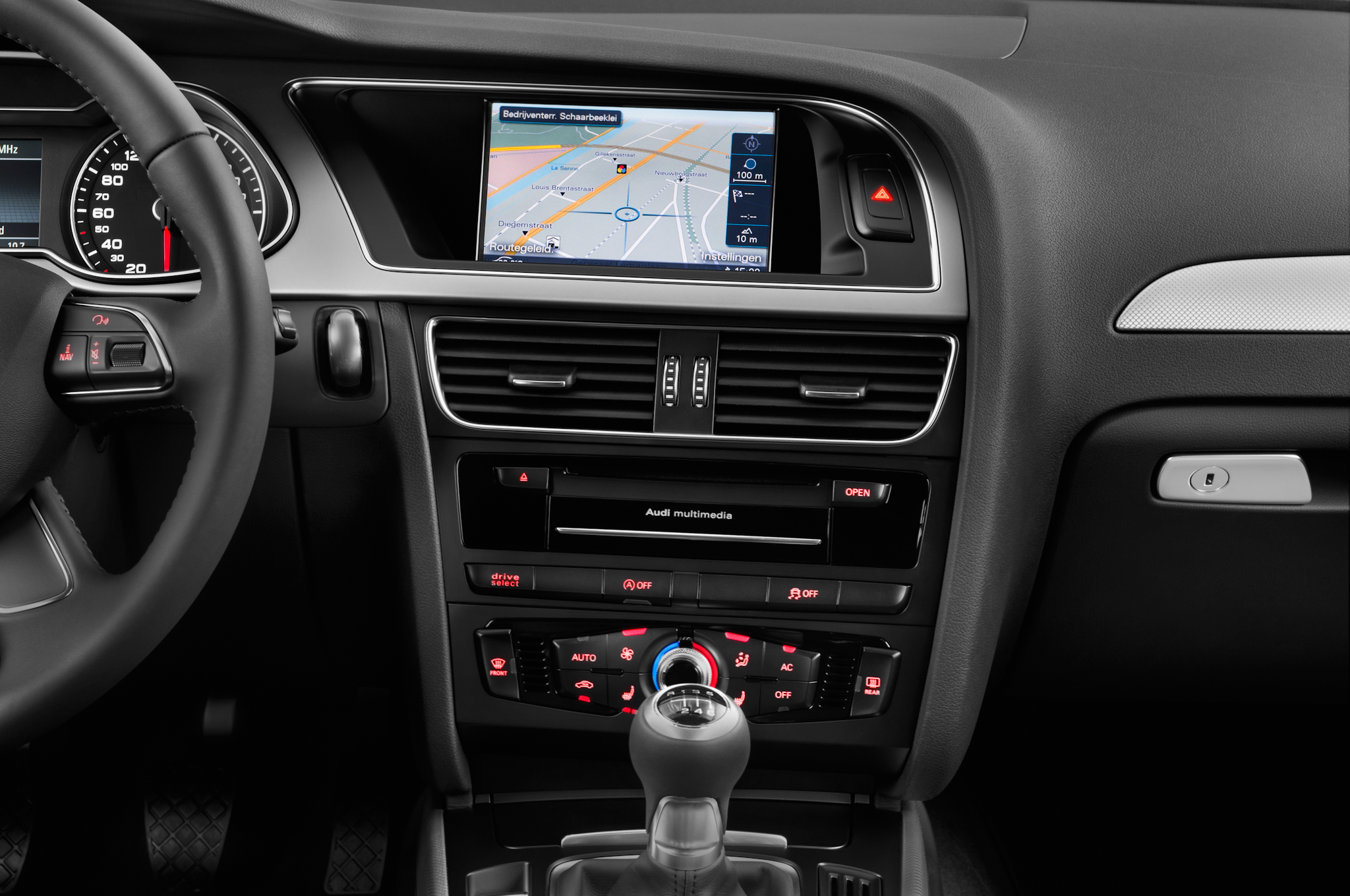 2013 Audi A4 Premium Plus Editors Notebook Automobile Magazine 2014 Fuse Box 33 34