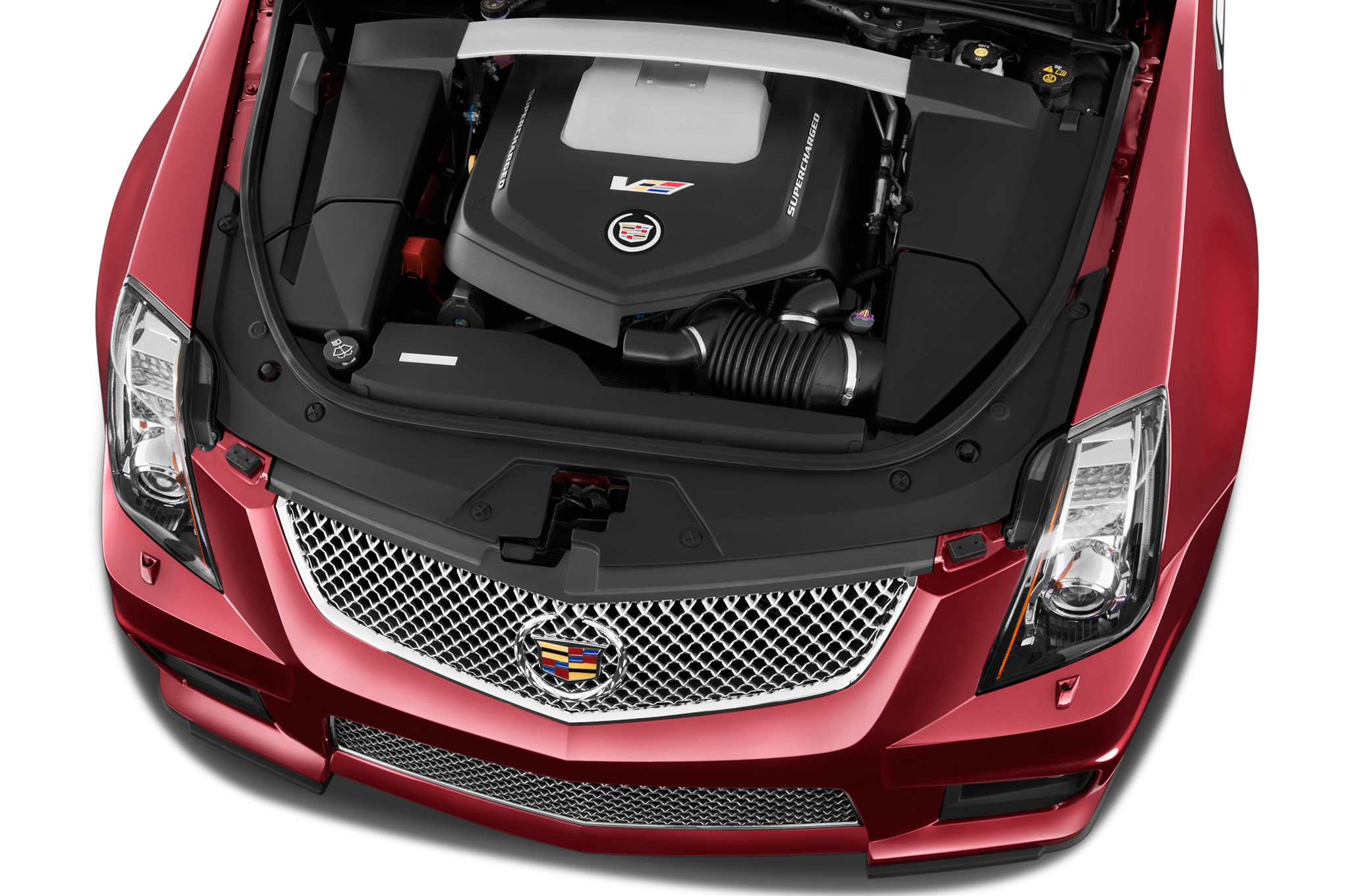 Feature Flick: 1066-hp Hennessey Cadillac CTS-V VR1200 Burns Rubber ...
