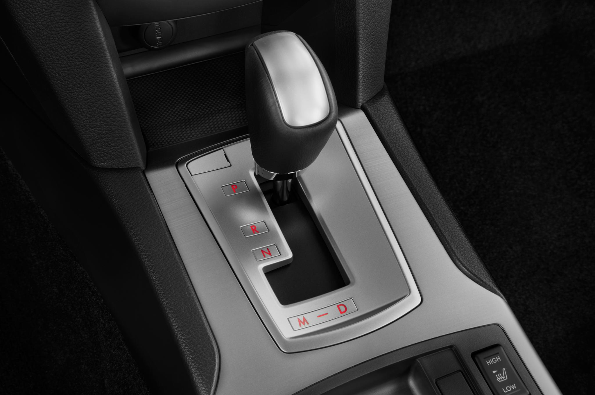 Subaru Legacy: Shift lock release