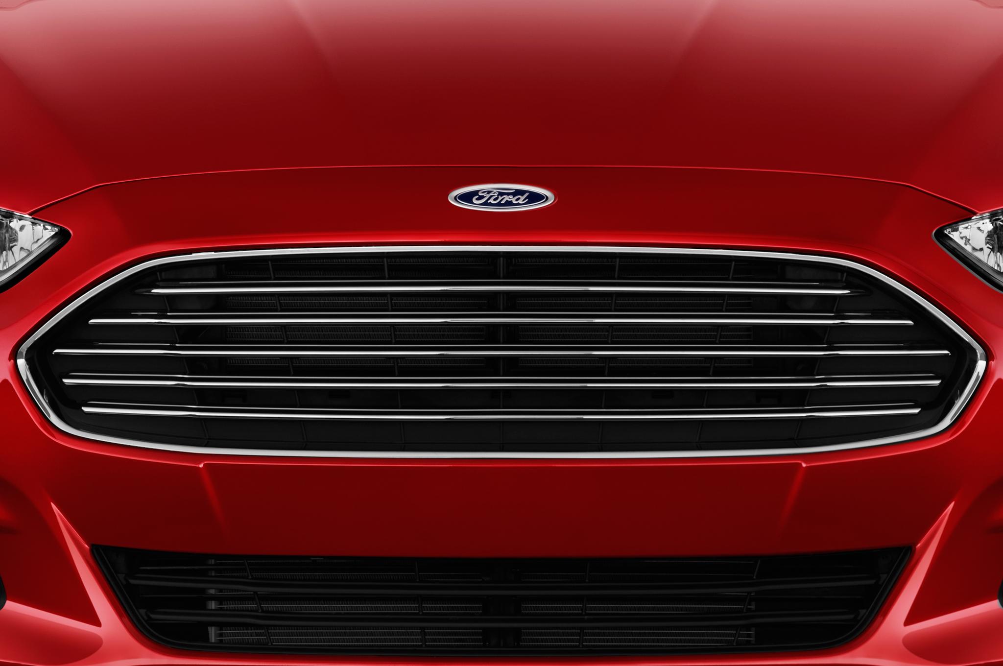 2014 ford fusion se manual