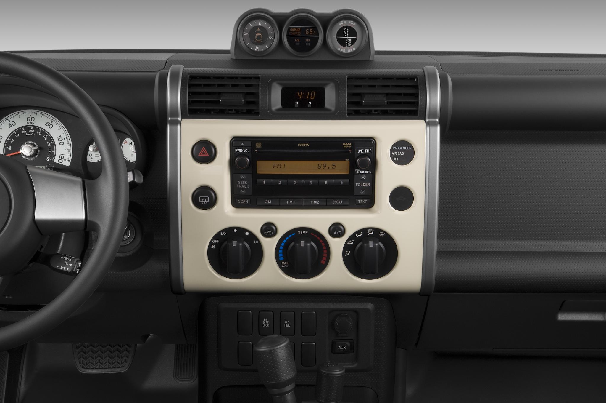 2014 Toyota Fj Cruiser Ultimate Edition Says Goodbye