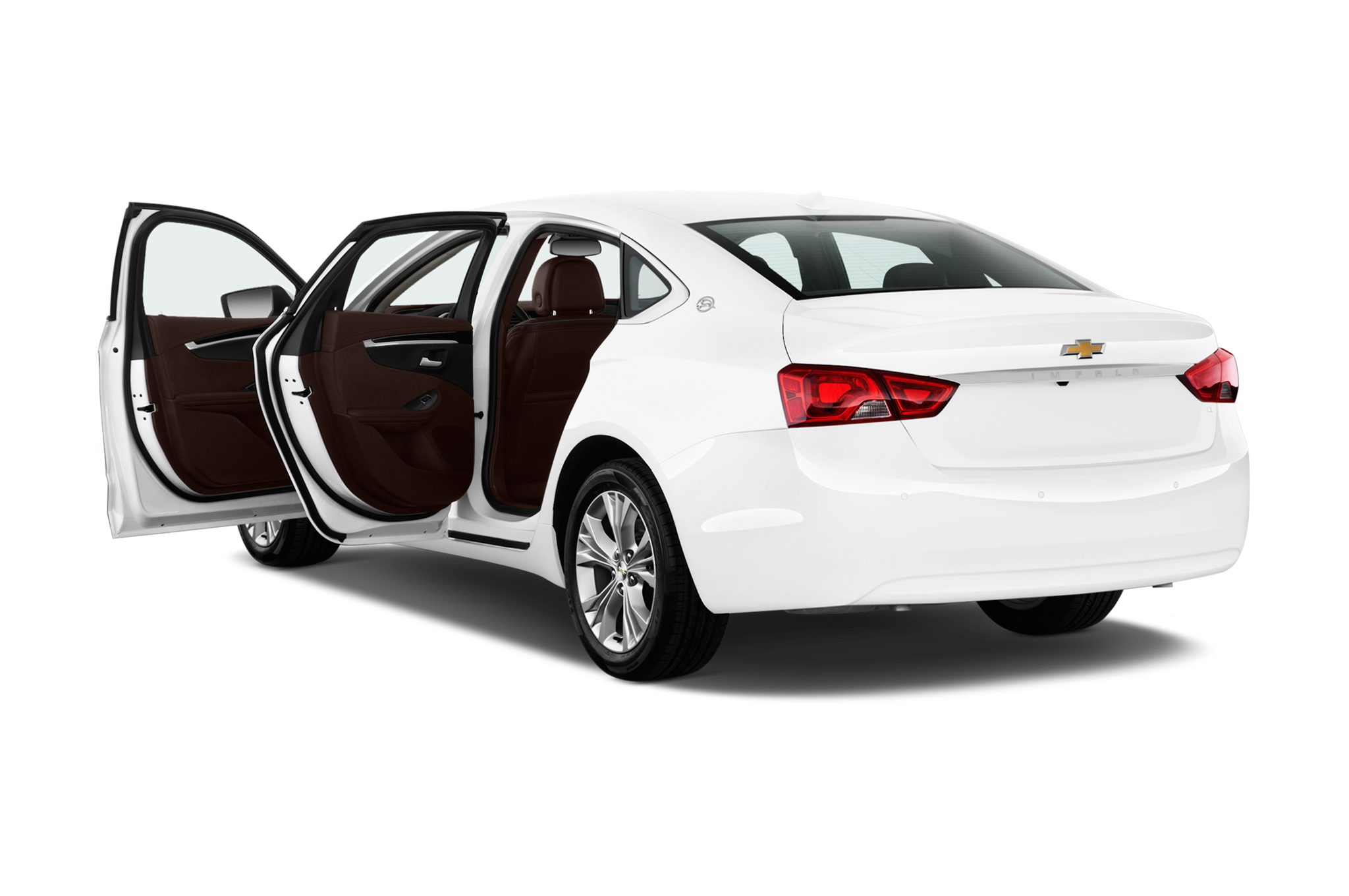 Chevrolet Releases New Impala Midnight Edition Appearance Package