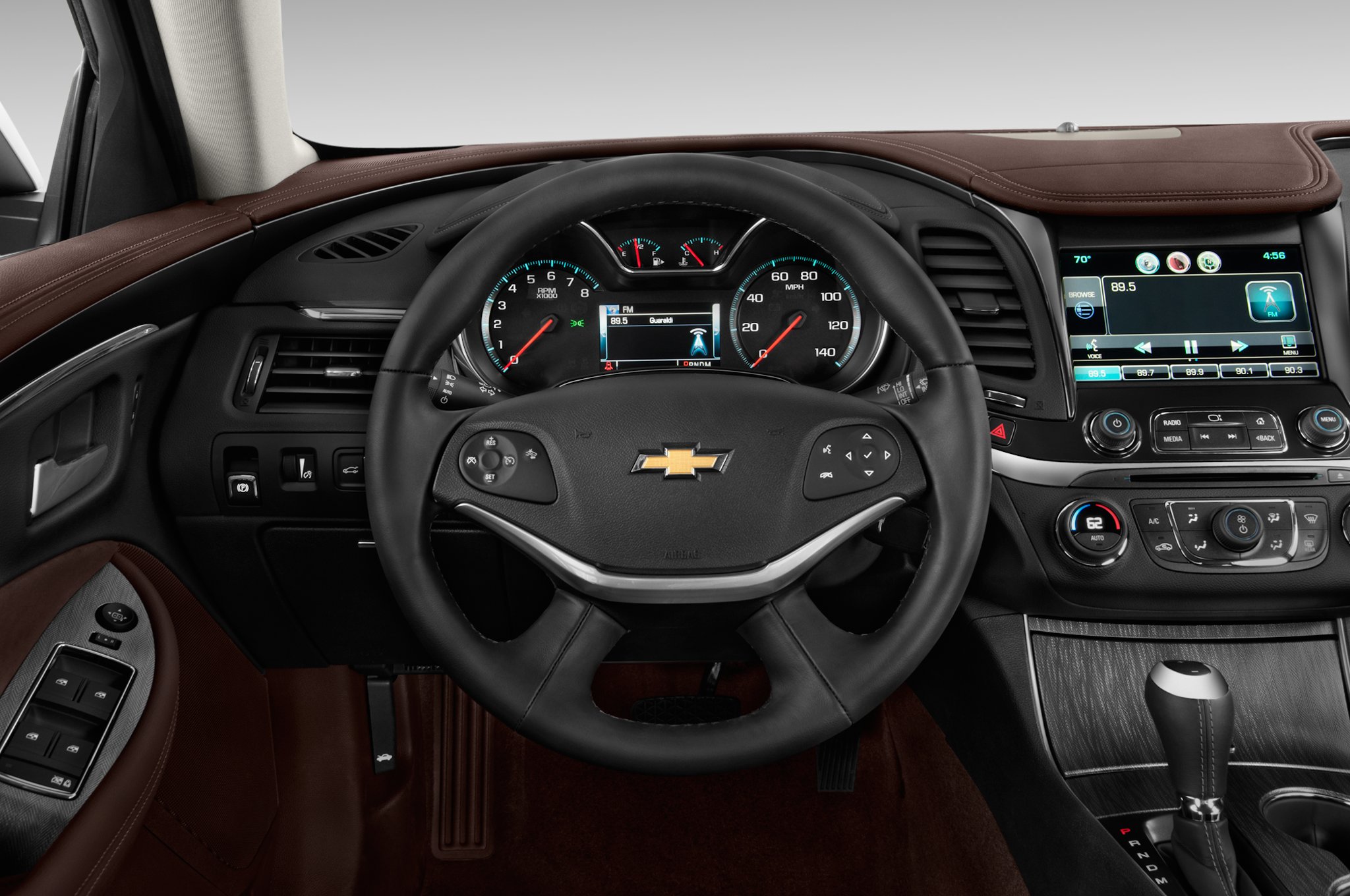 Chevrolet Releases New Impala Midnight Edition Appearance Package Skoda Steering Wheel Wiring Diagram 34 37