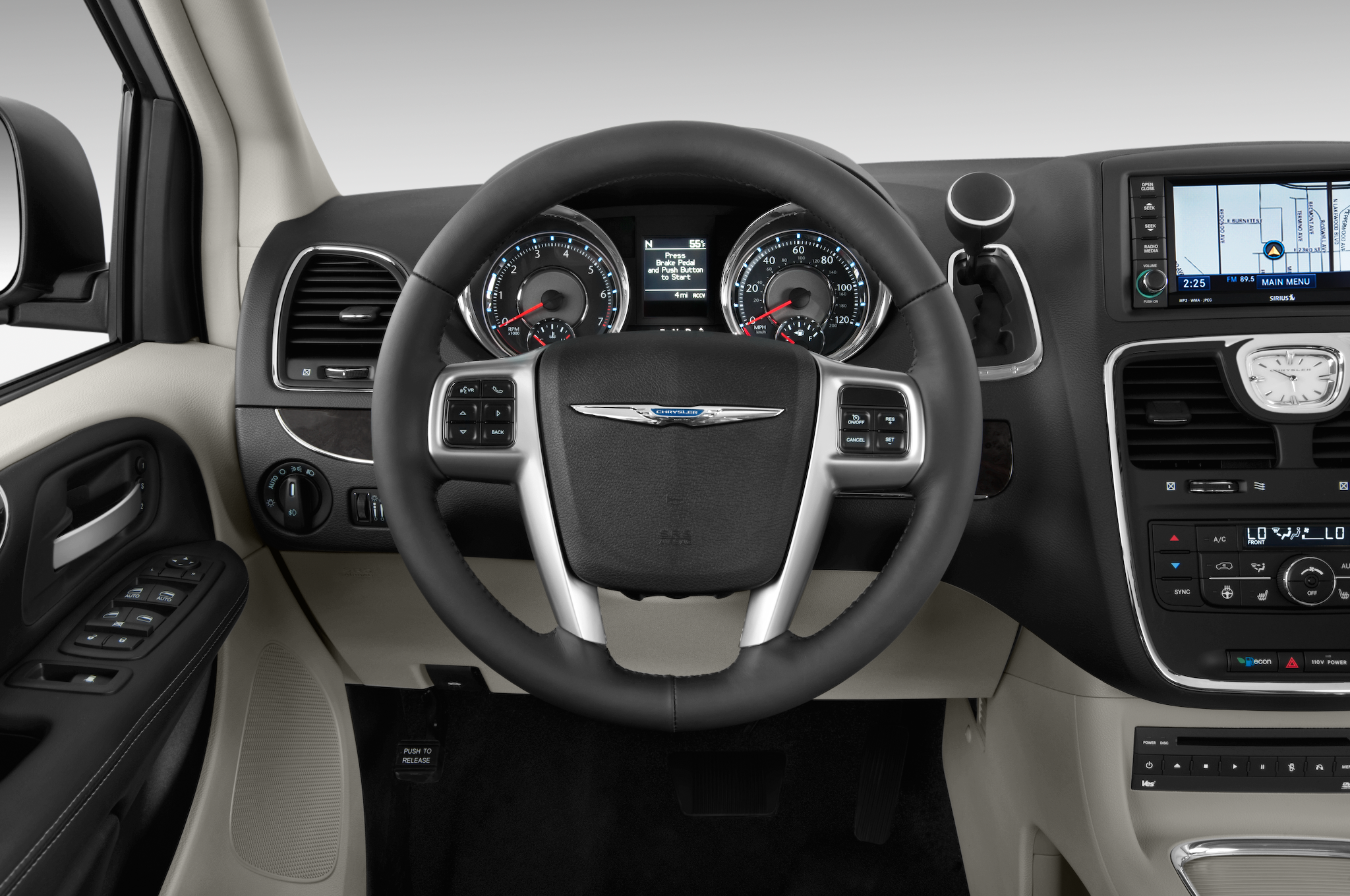 2015 Chrysler Town & Country LX Model to Cost Less than ...