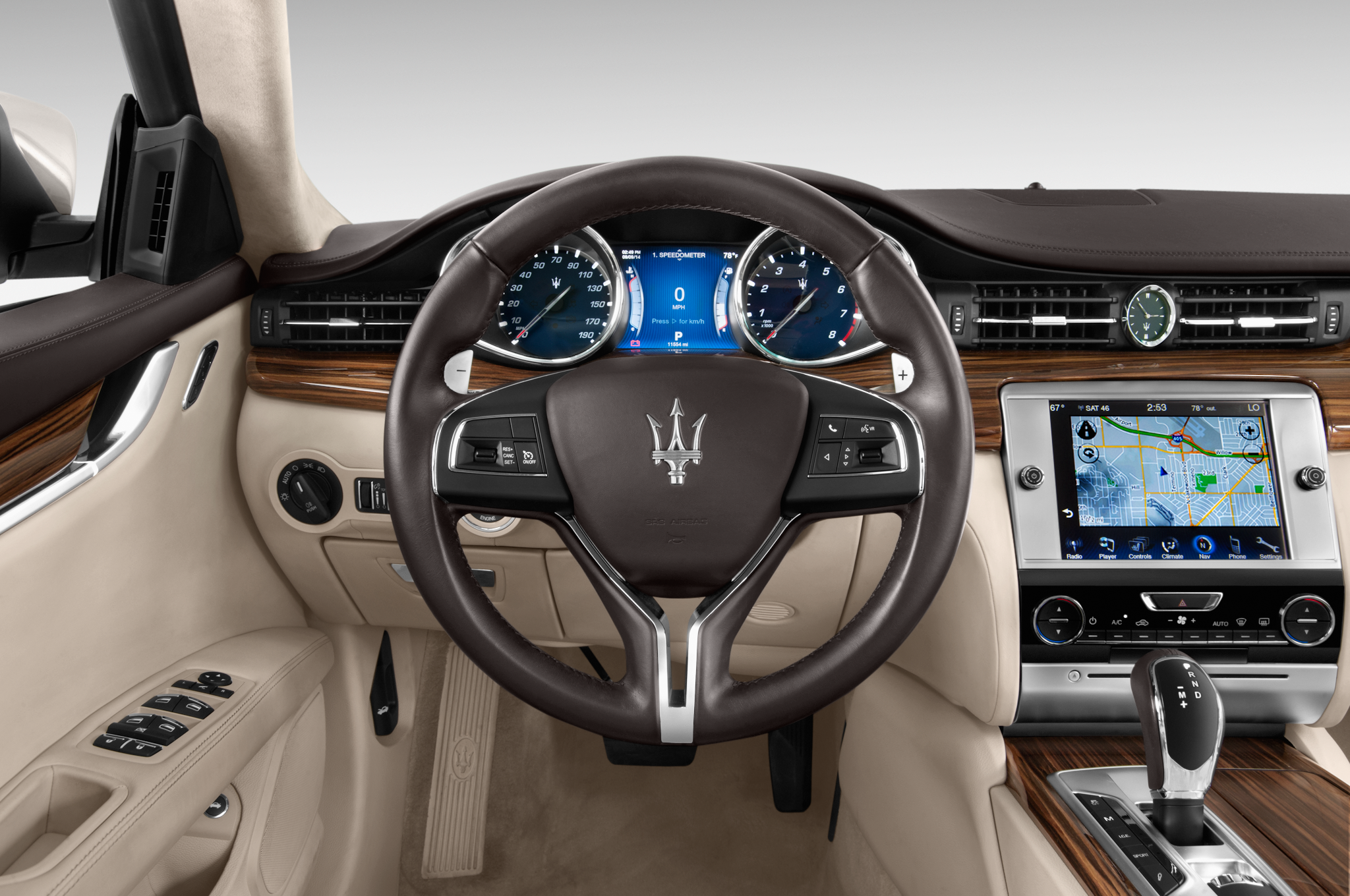 Maserati four wheel drive price