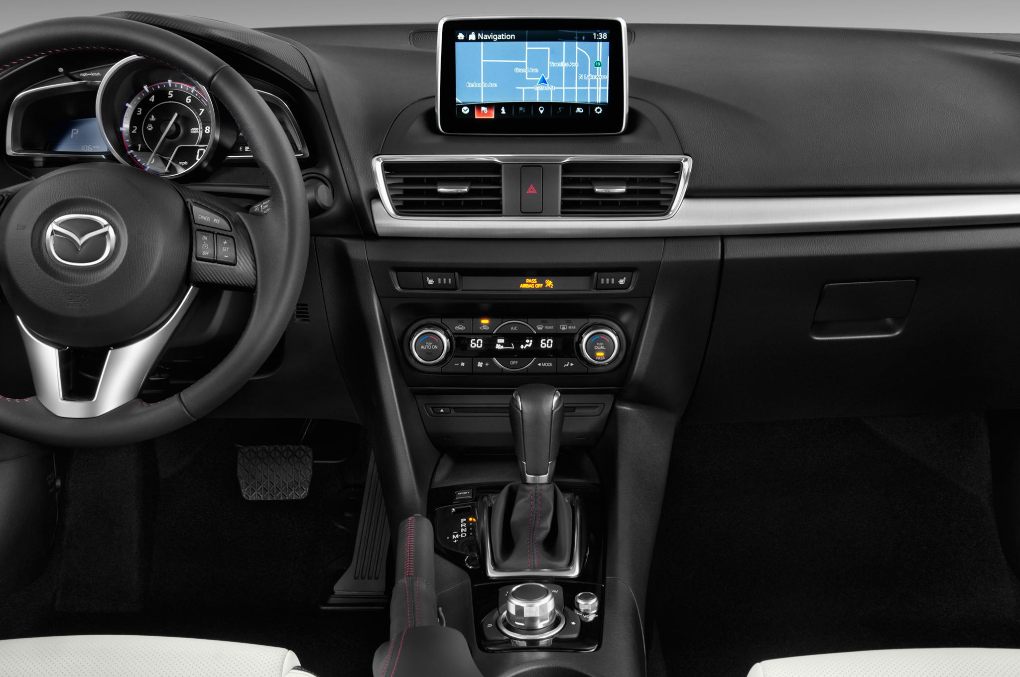 2015 mazda 3 updated gains manual transmission for 2 5l engine rh automobilemag com Mazda 3 Manual Transmission Mazda 3 Colour 2007