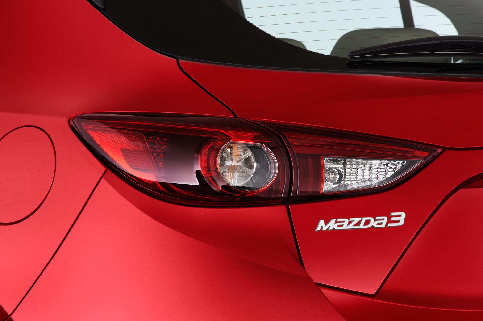 2015 Mazda 3 Updated, Gains Manual Transmission for 2 5L Engine