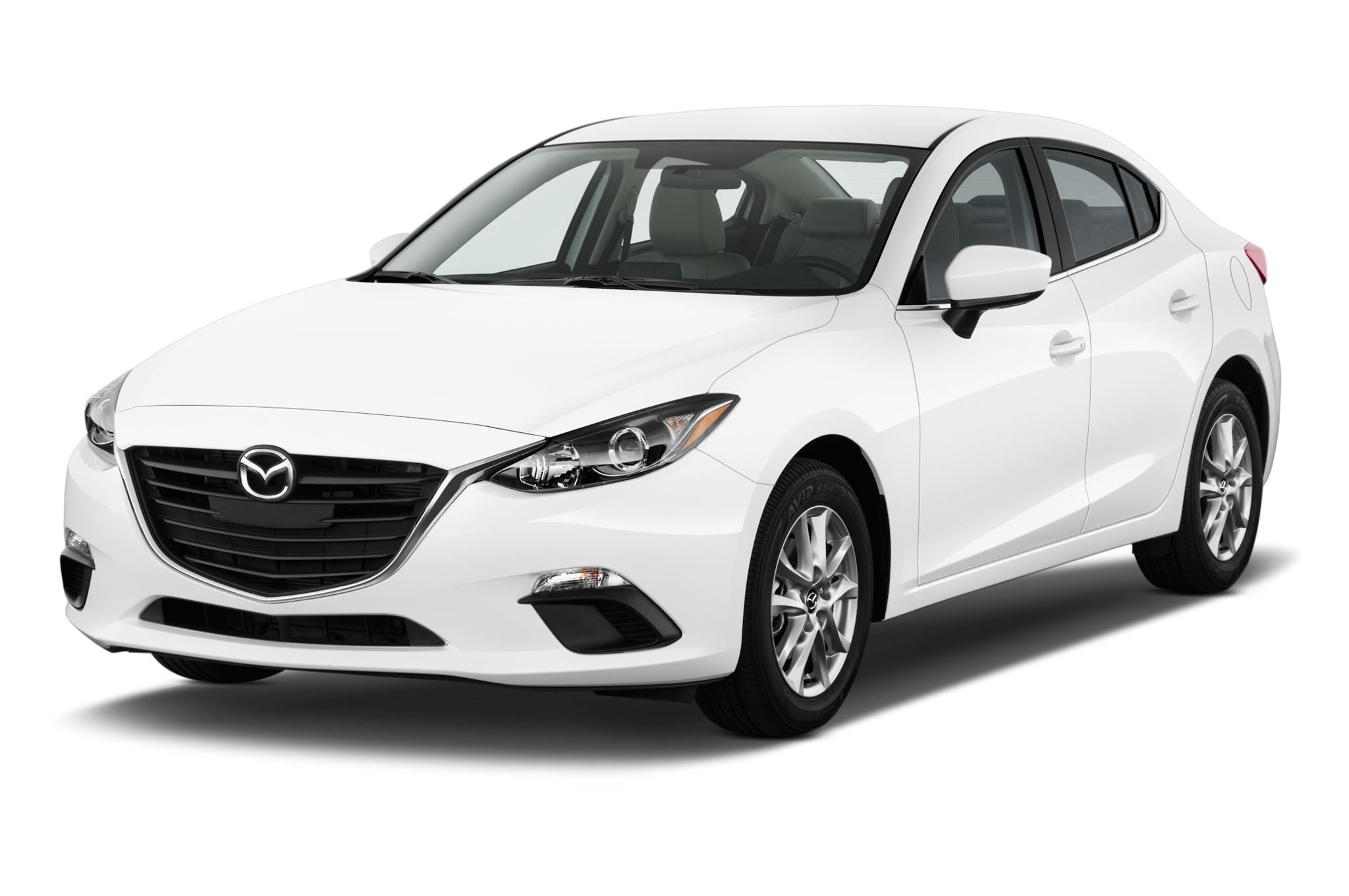 2015 Mazda3 I Sv >> 2016 Mazda3 Adds Standard Backup Camera, Base SV Trim Discontinued