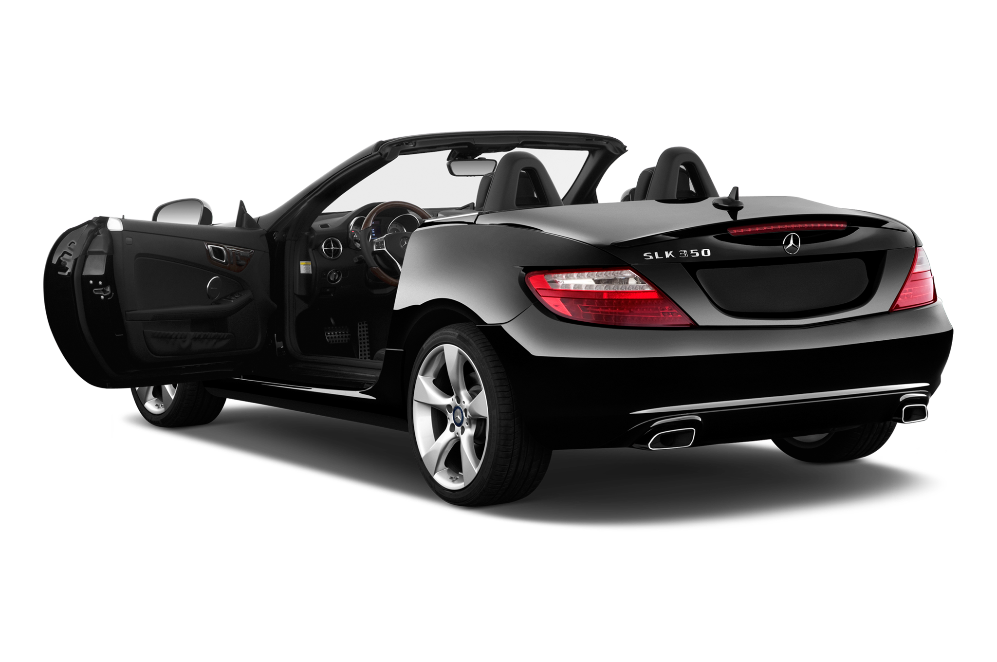2016 Mercedes-Benz SLK Updated with New Engine