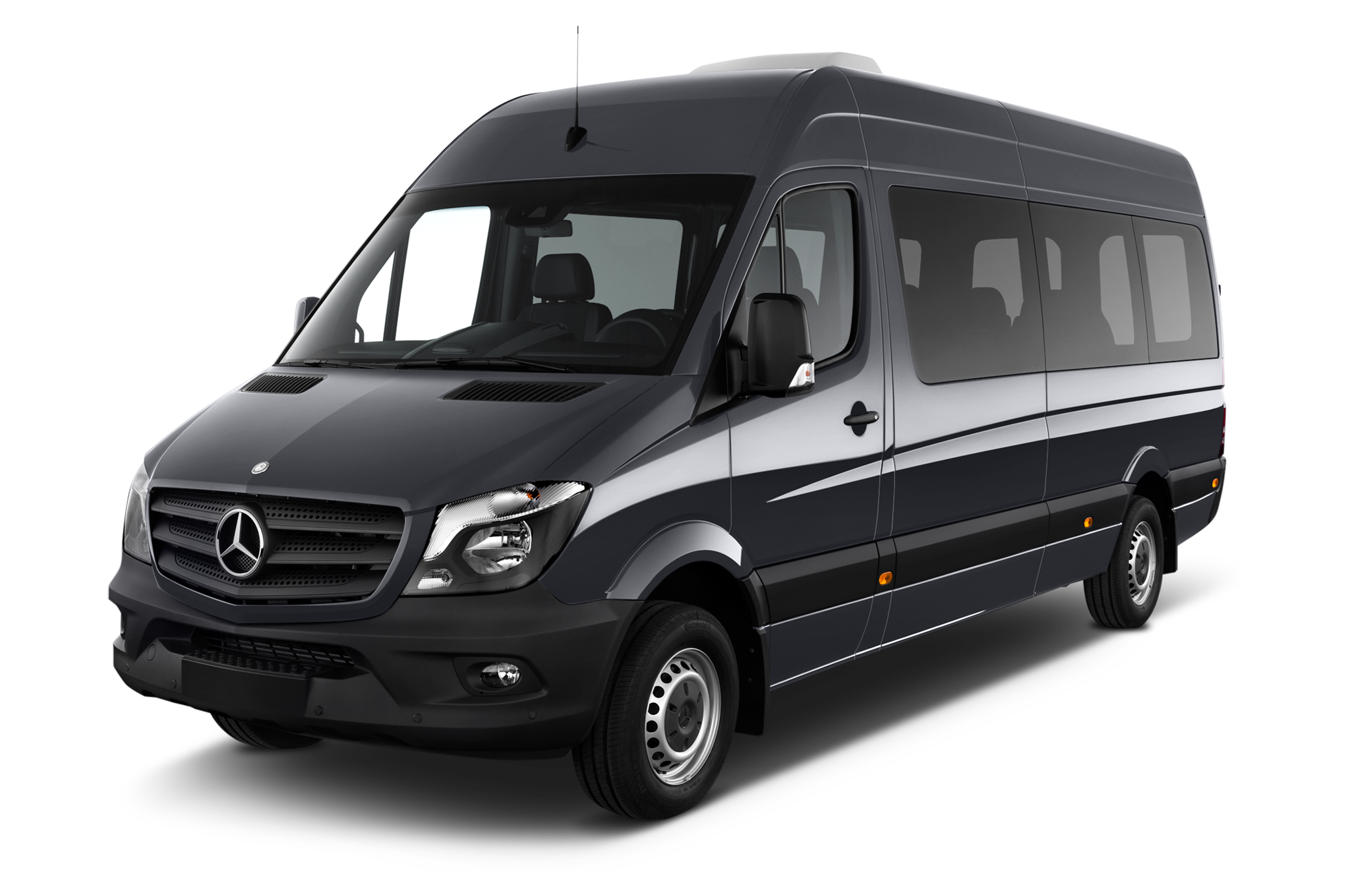 2019 Mercedes Sprinter Van >> Mercedes-Benz Sprinter Worker Offers Van Capability for Less Coinss Coin