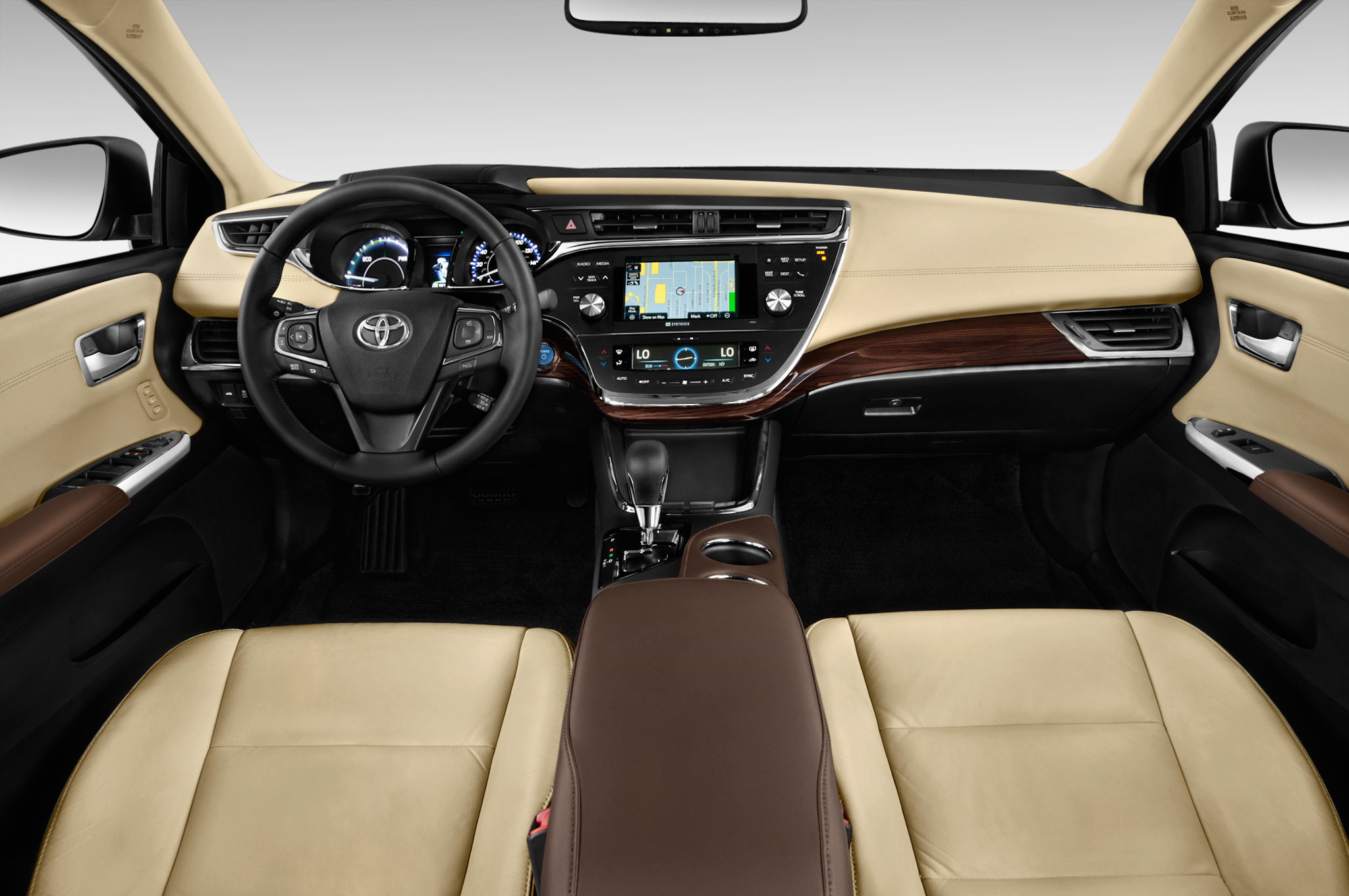 2015 Toyota Avalon Gains 2500-Car Touring Sport Edition