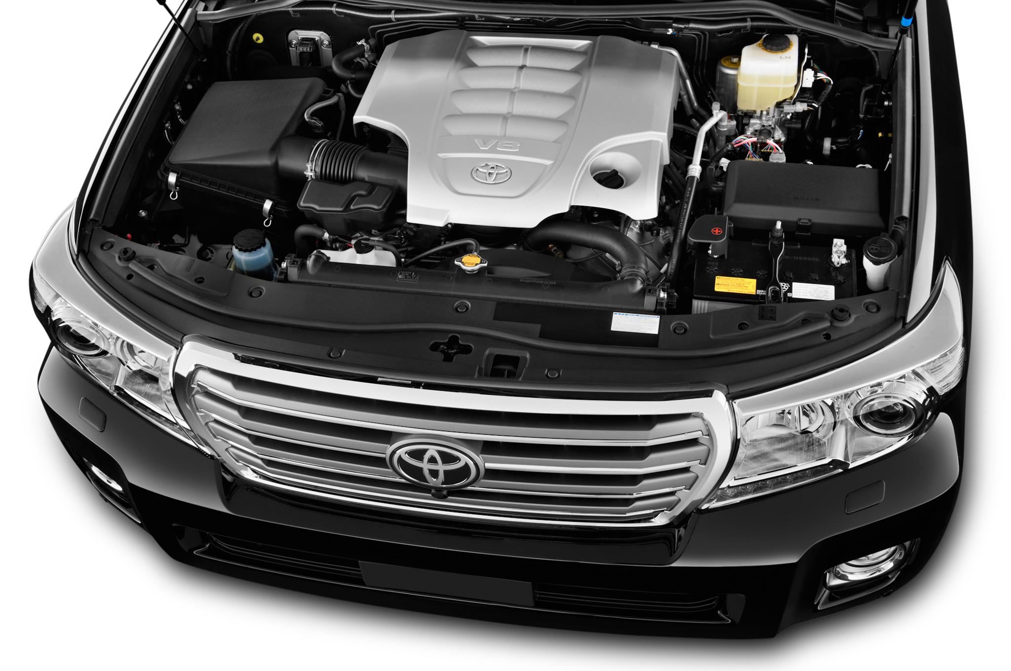 Refreshed Toyota Land Cruiser Debuts In Japan 300 2015 53 67