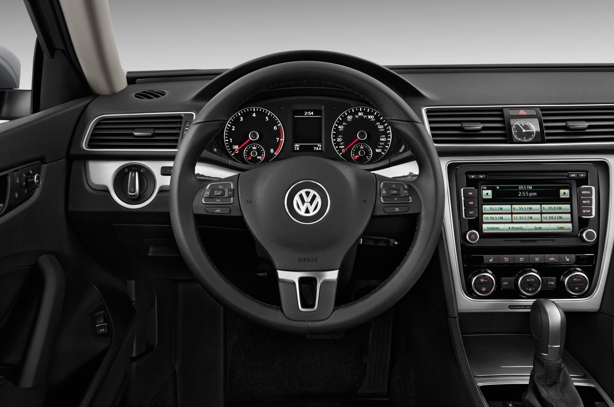 2015 Volkswagen Passat Limited Edition Replaces SE, Wolfsburg Trims