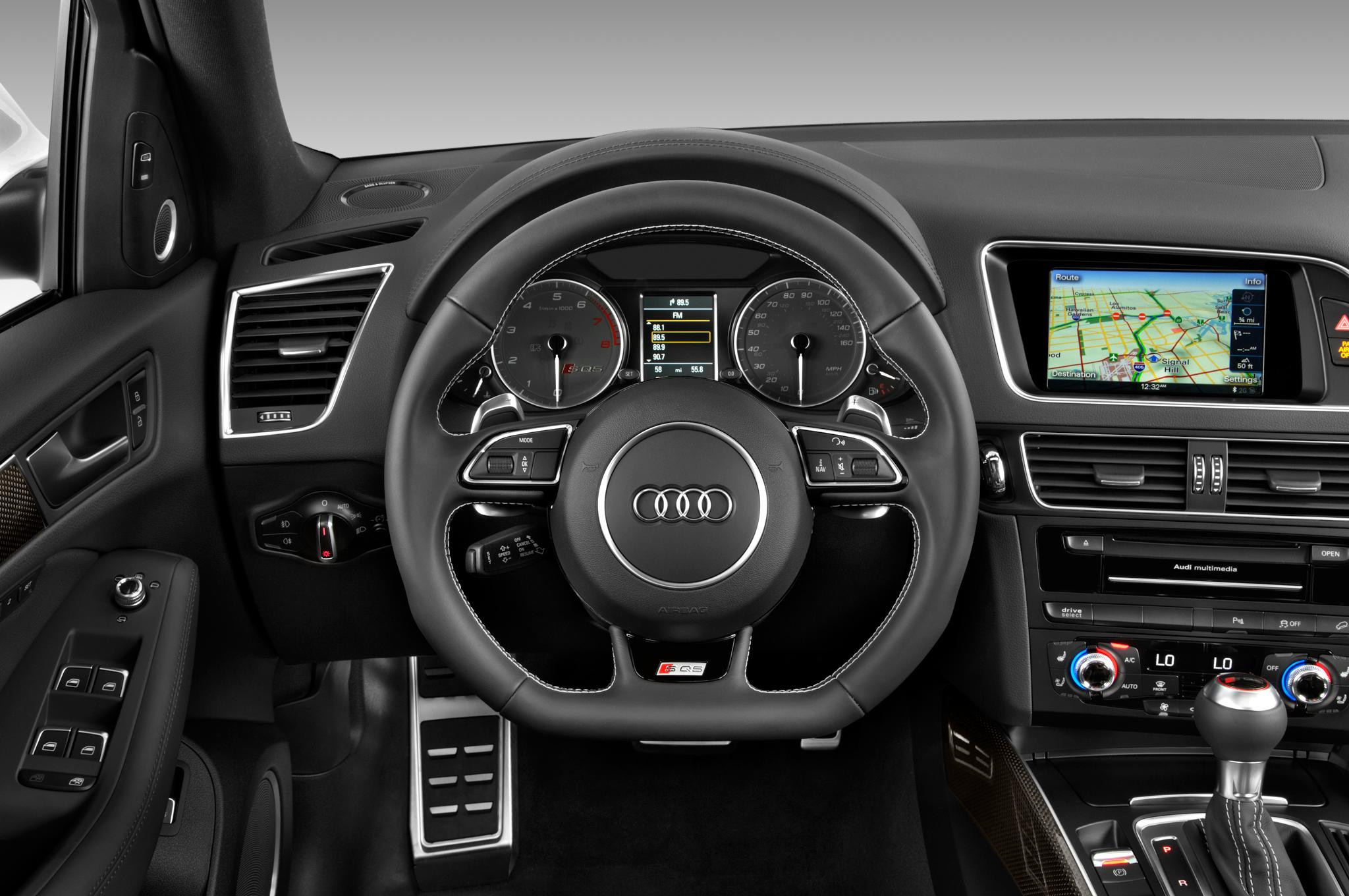 2016 Audi SQ5 Review