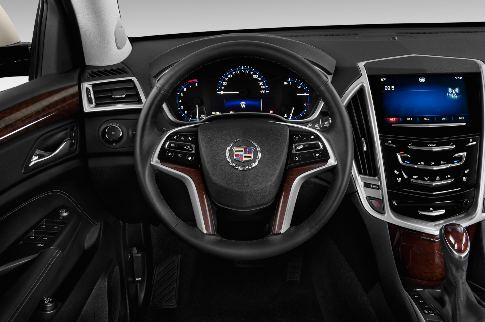 2007 Cadillac SRX: Finally, A New Interior! - Latest Auto Car News - Automobile Magazine