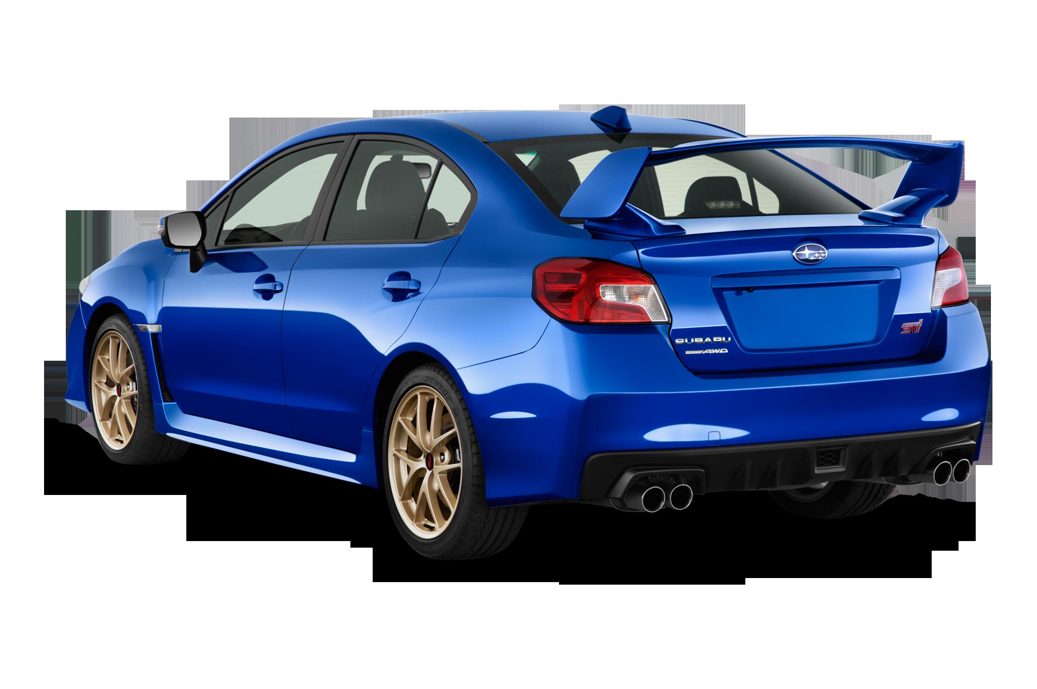 2016 Subaru WRX, WRX STI Receive New Infotainment, Safety ...