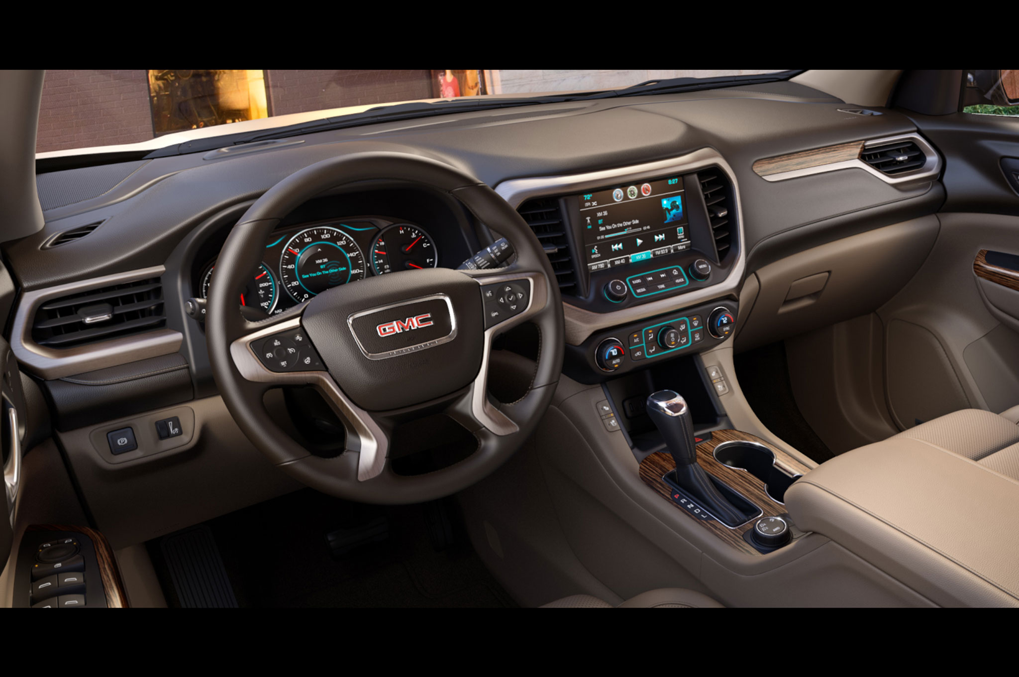 2017 Gmc Acadia Priced From 29 995 To 47 845 Automobile Magazine